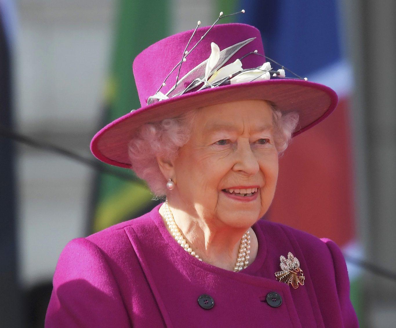 Королева великобритании елизавета фотографии