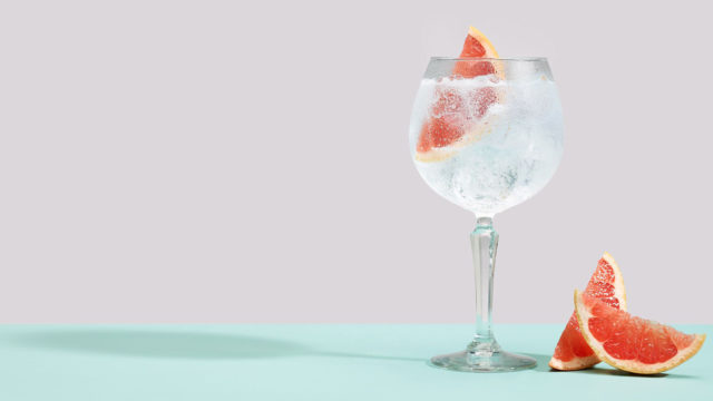 Pic of Tanqueray No Ten