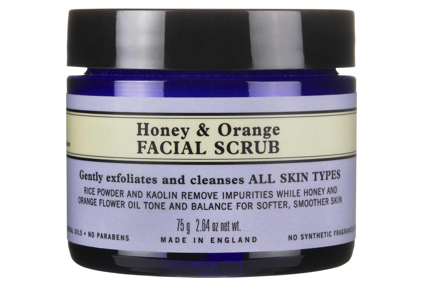 Neals Yard Honey And Orange Facial Scrub