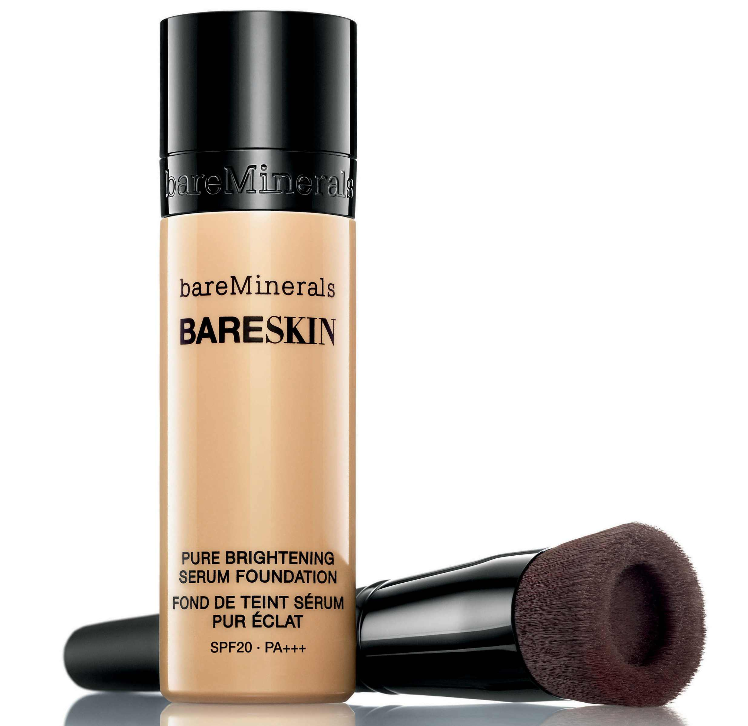 Bareminerals Bareskin Brightening Serum Foundation (BareMinerals/PA)