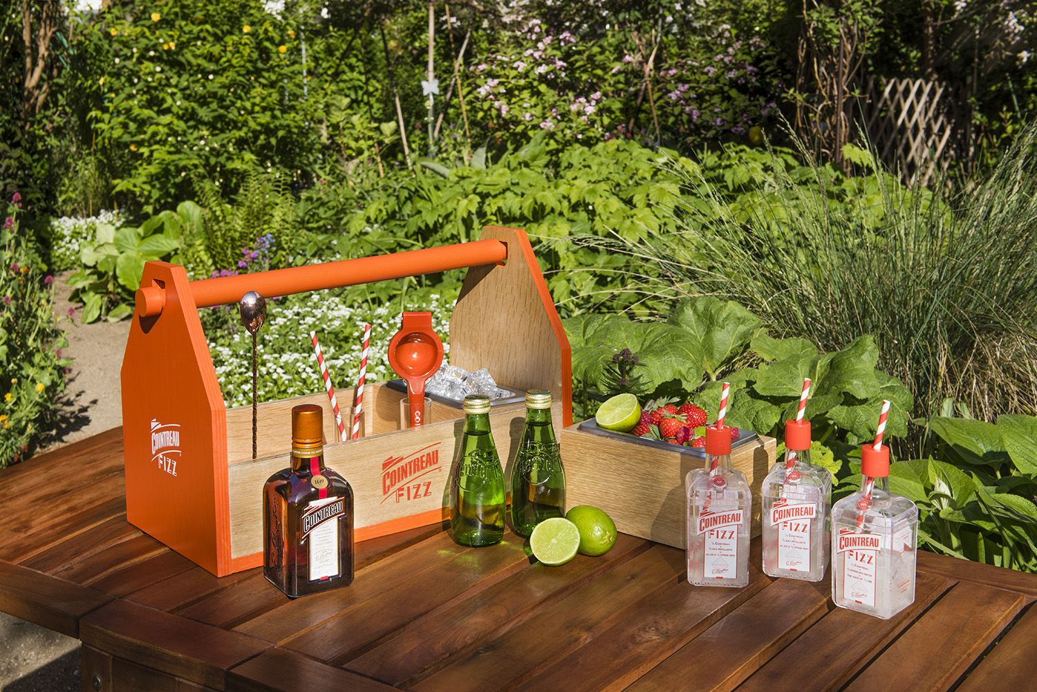 Pic of Cointreau cocktail kit