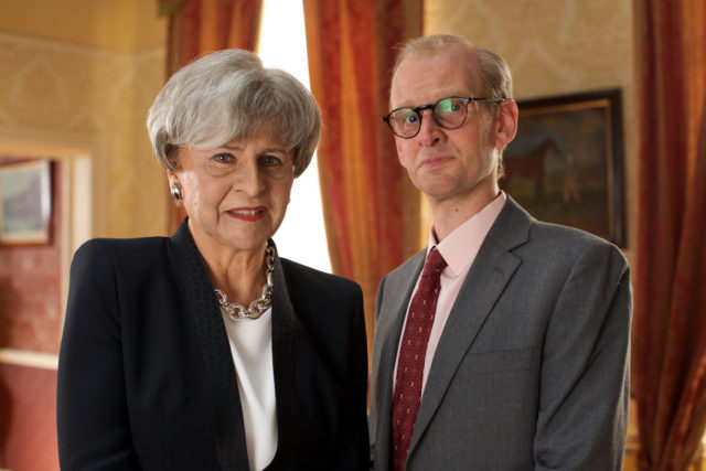 Tracey Ullman to debut Theresa May impression on new TV show