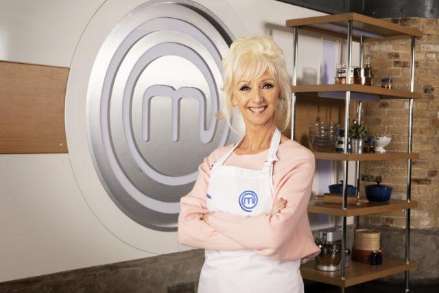 Rebecca Adlington and Debbie McGee join Celebrity MasterChef