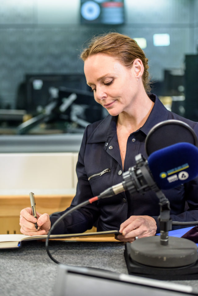 Stella McCartney on Desert Island Discs (BBC).
