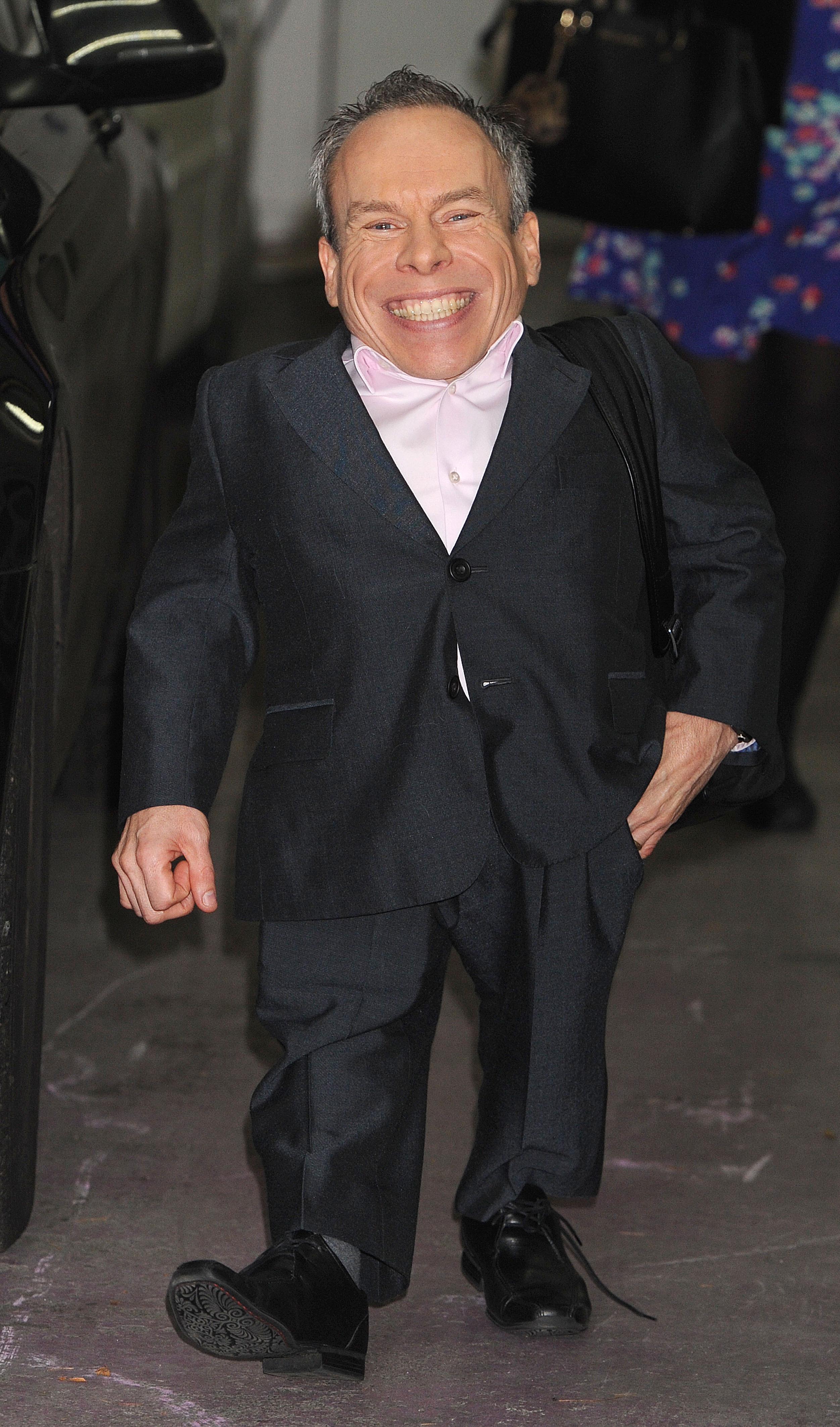 Warwick Davis Oscars