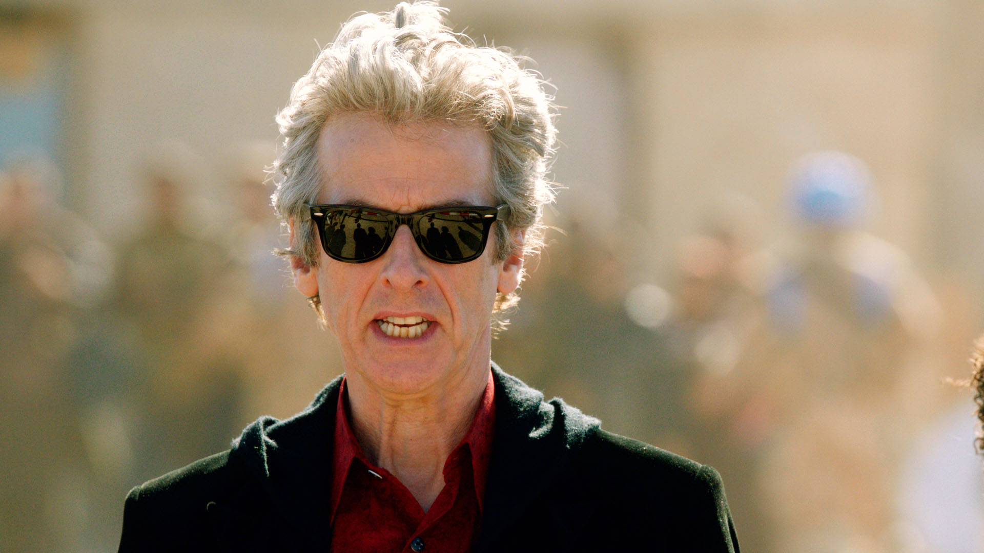 'Doctor Who' Set Photo Might Confirm 1st and 12th Doctor Team-Up