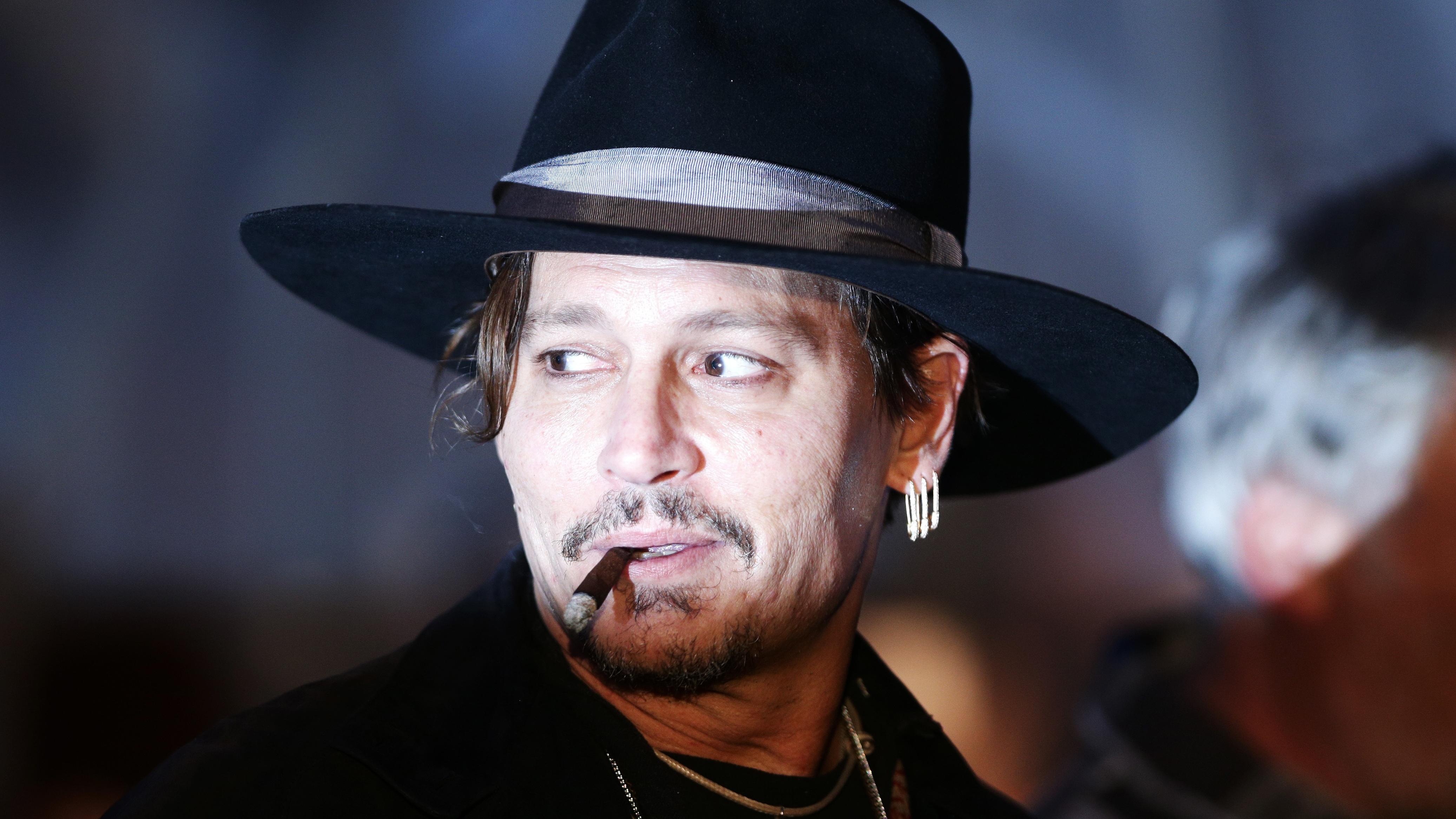 Johnny Depp (Ian West/PA)