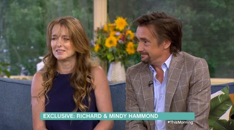 Richard Hammond lost 7mm in height in crash