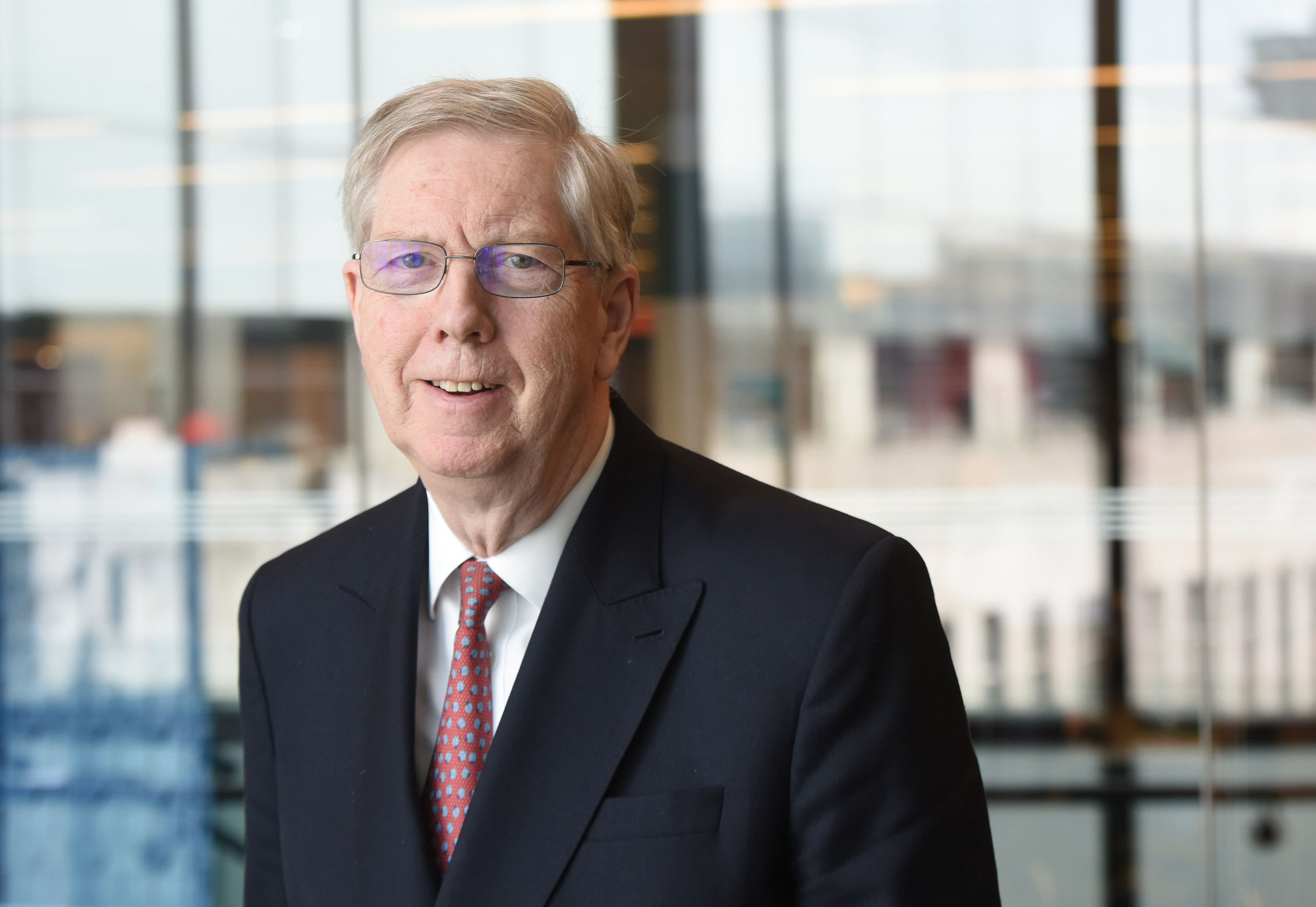 BBC Chairman Sir David Clementi (BBC)