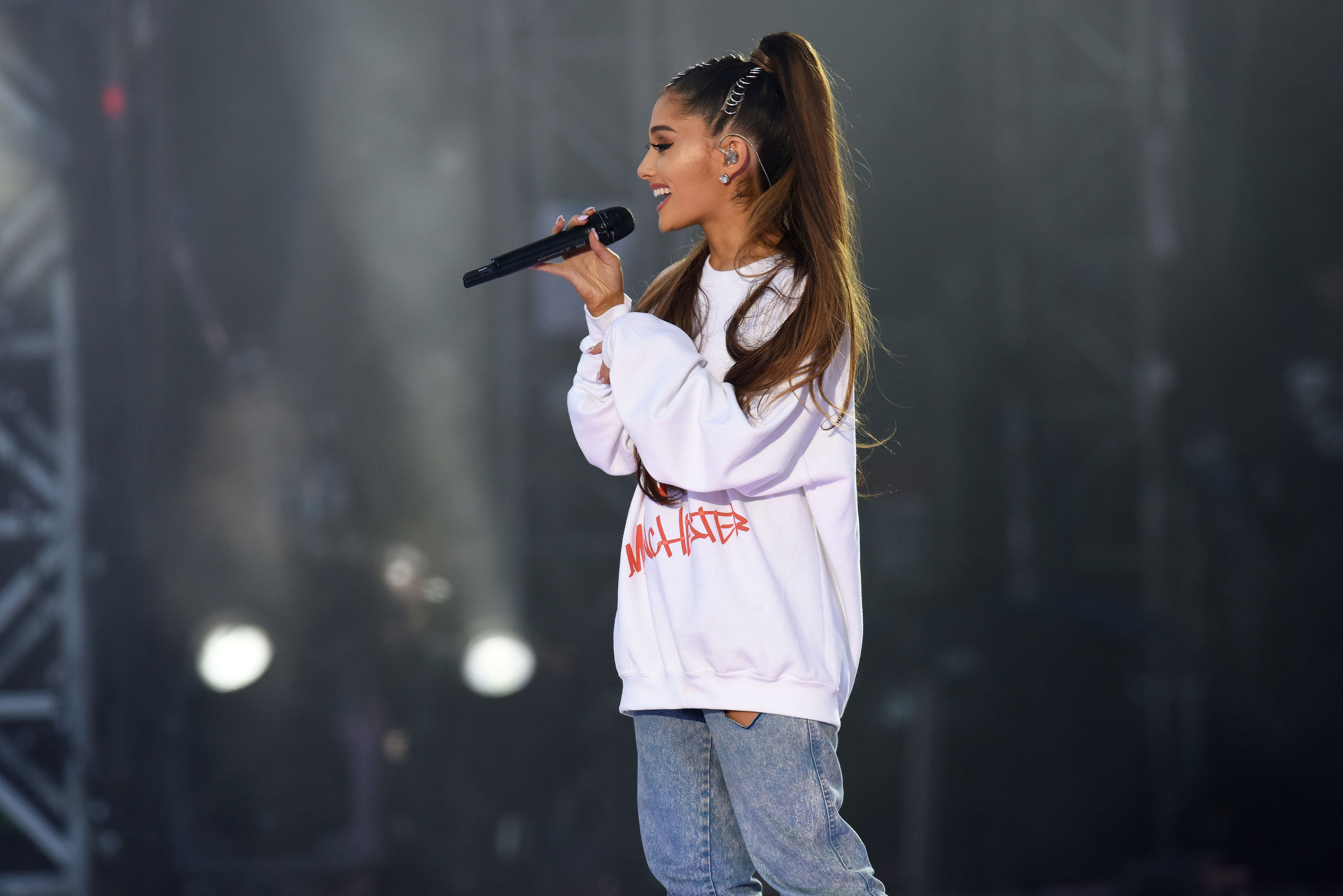 Ariana Grande makes birthday tribute to youngest victim of Manchester attack