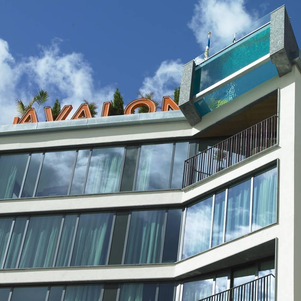 Avalon Hotel Gothenburg Pool