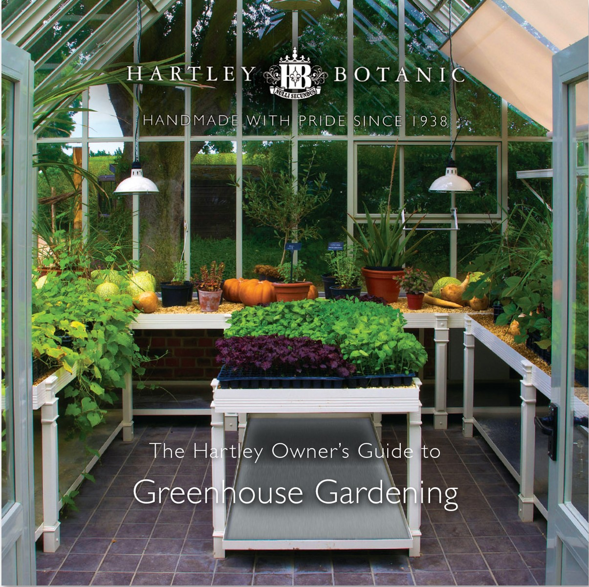 Hartley Guide To Greenhouse Growing (Hartley Botanic/PA)