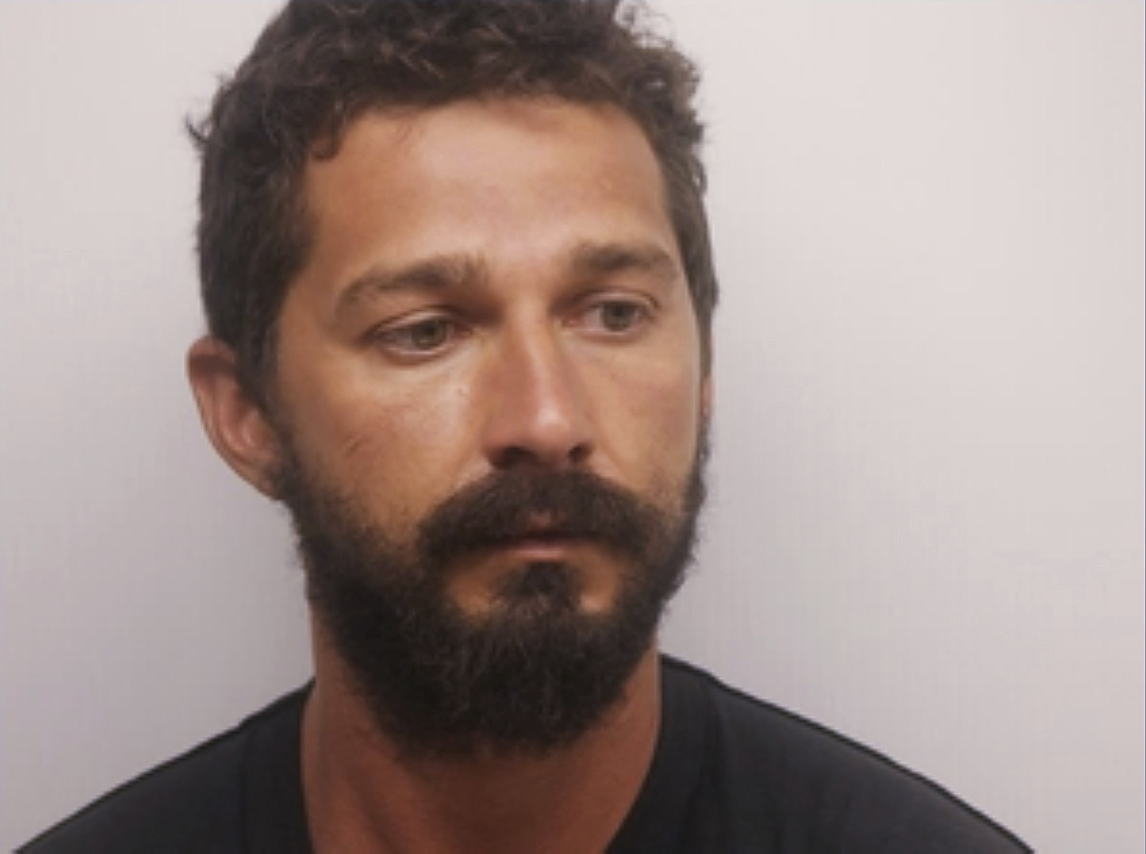 Shia LaBeouf arrested in Georgia for disorderly conduct over a cigarette