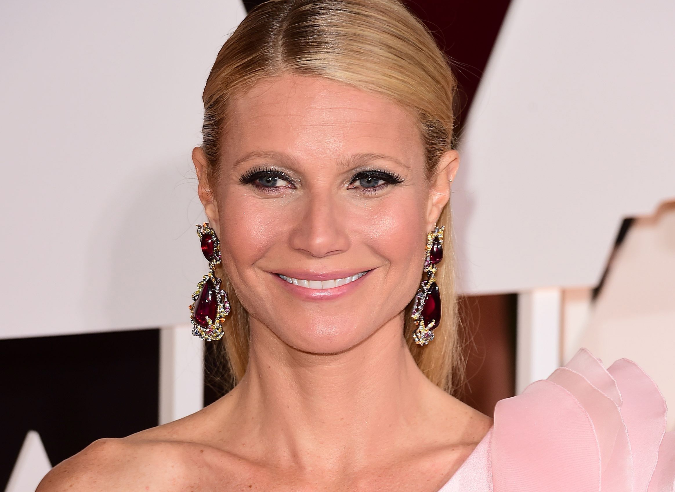 Gwyneth Paltrow's Goop website (Ian West/PA)