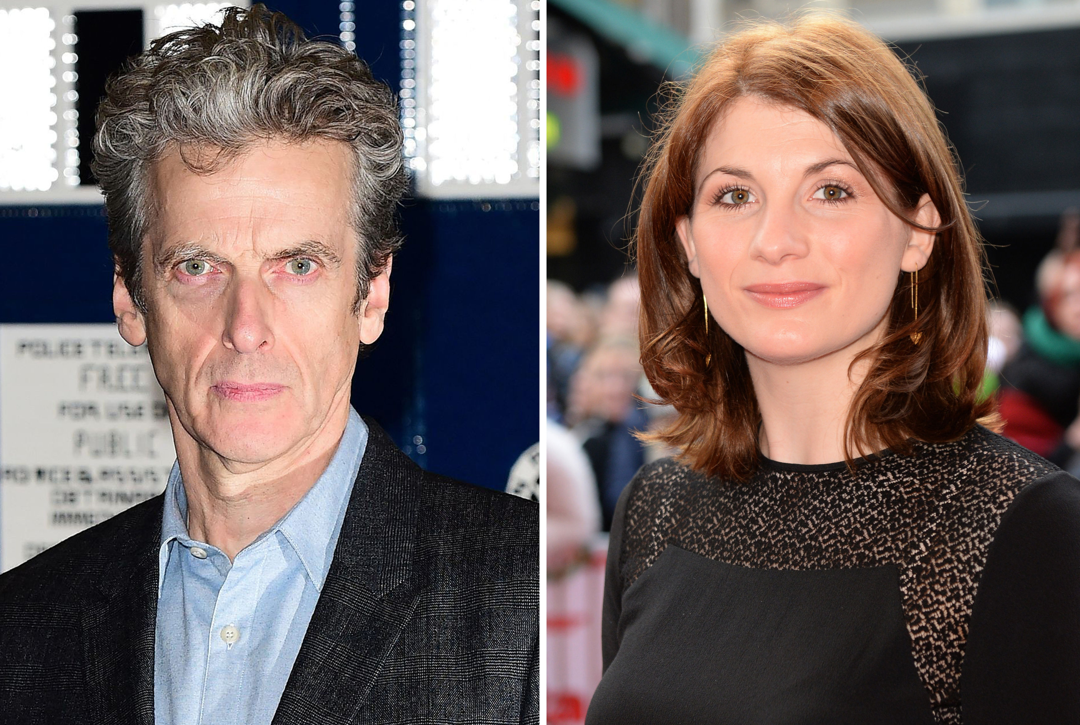Jodie Whittaker takes over from Peter Capaldi (PA)