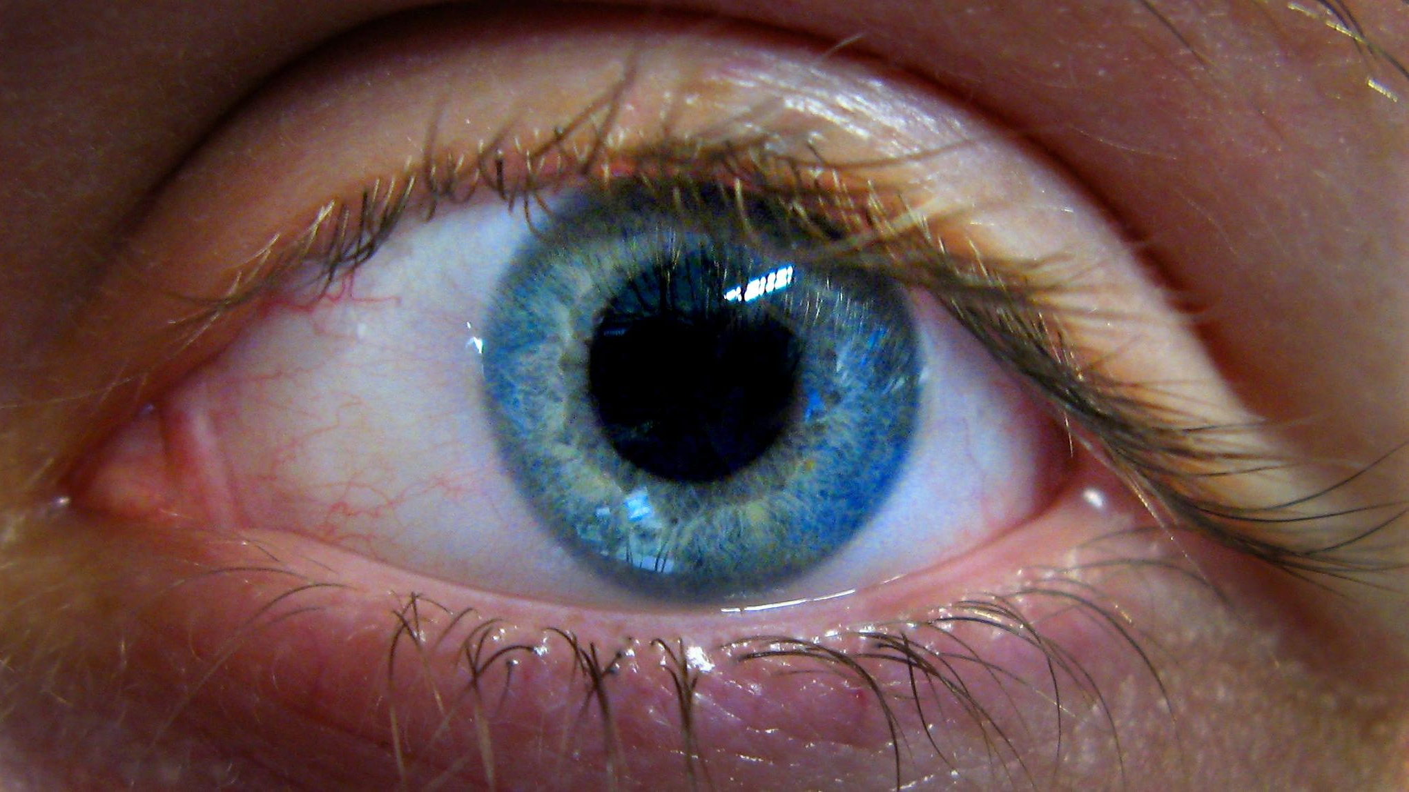 Stock photo of eye