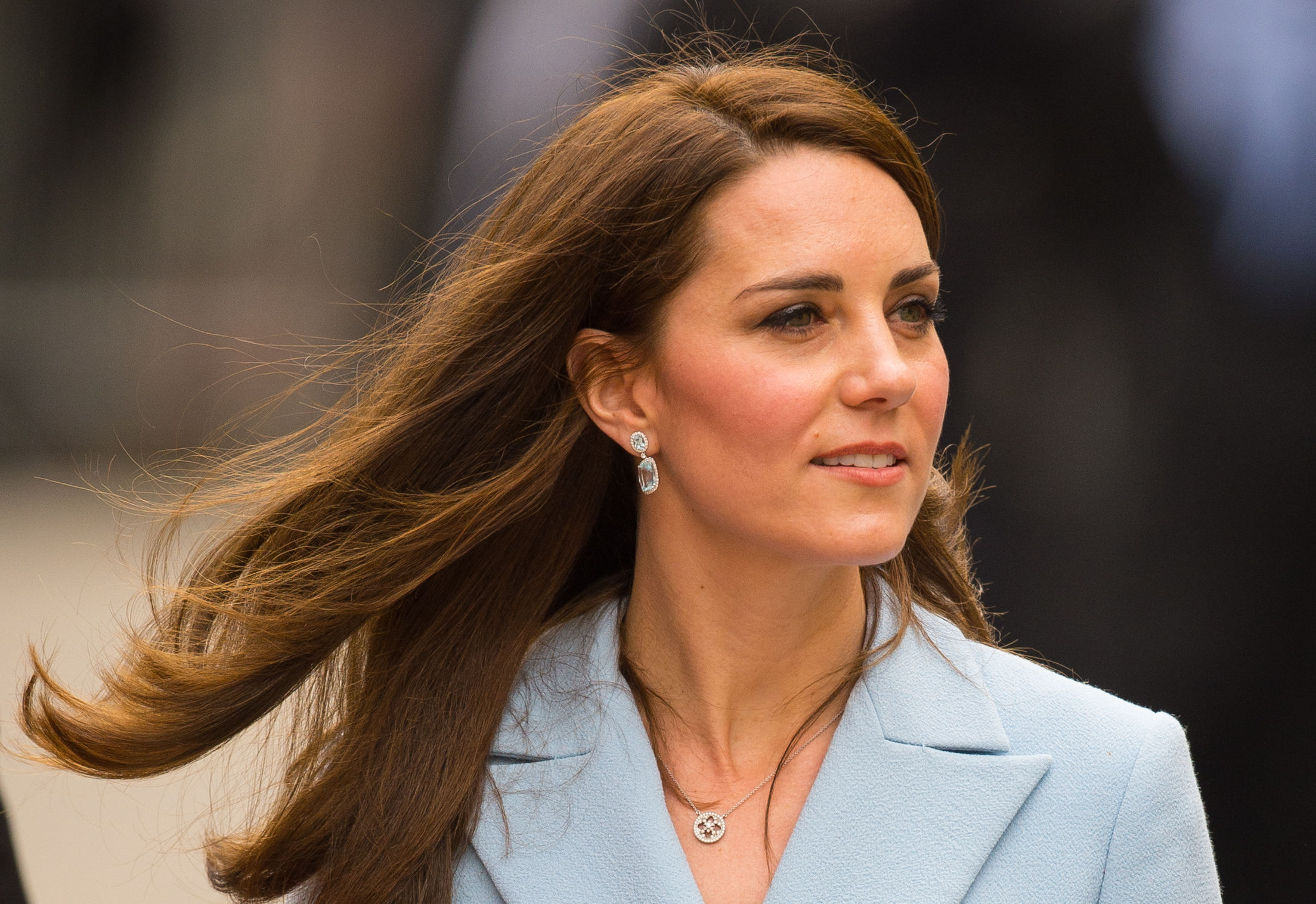 Kate Middleton looking flawless