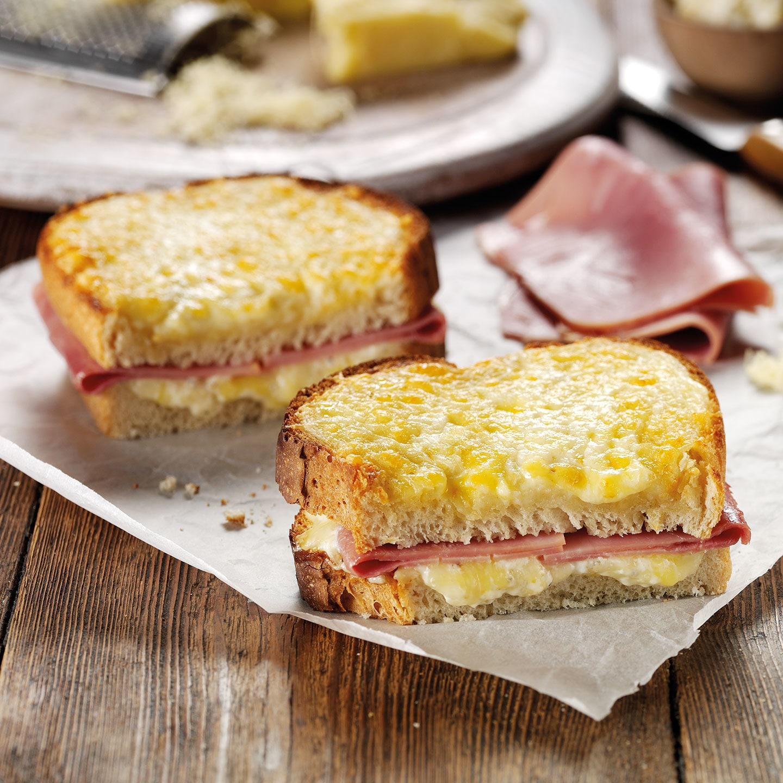Pork and Apple Sandwiches