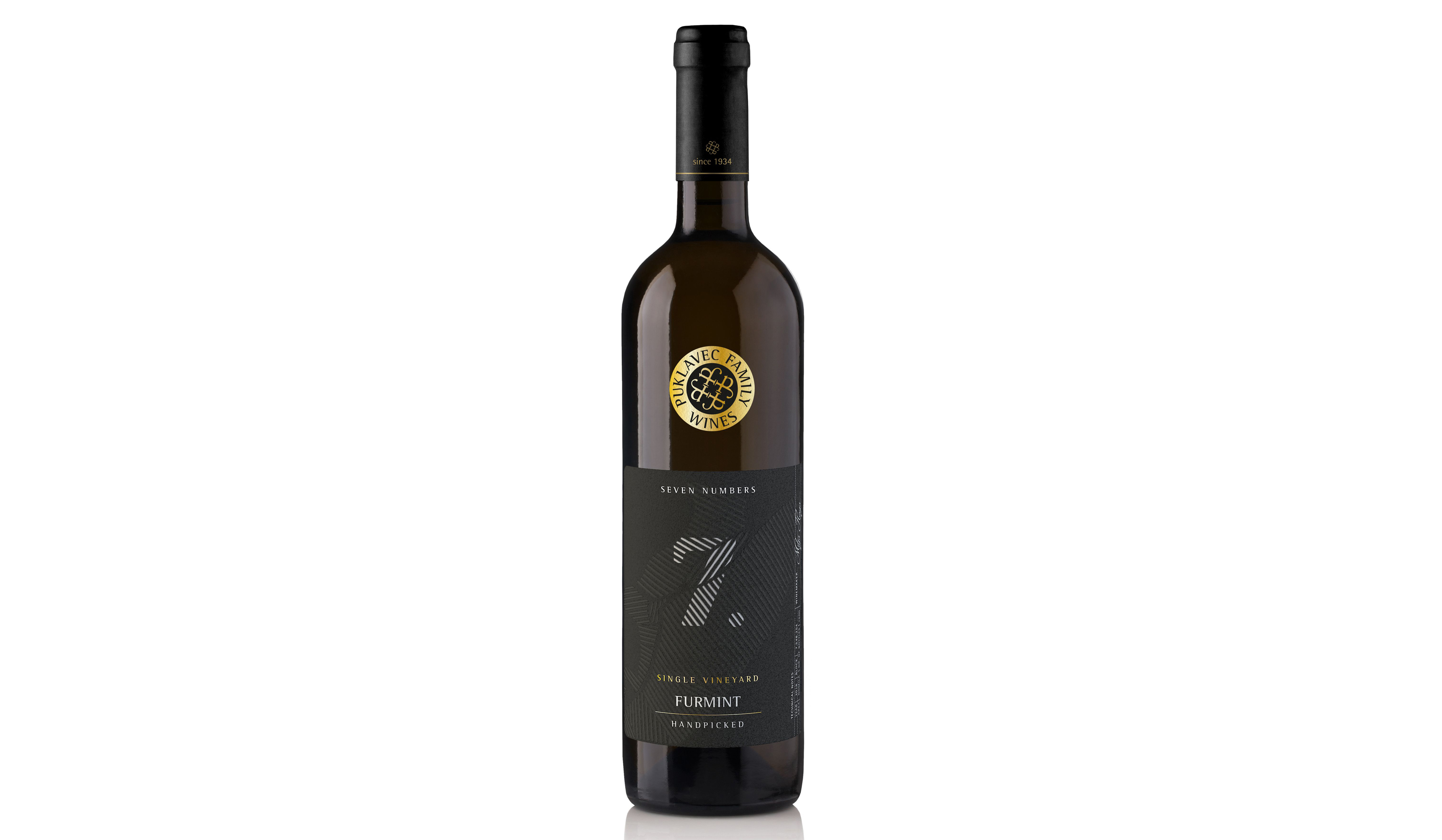 Puklavec Seven Numbers Single Vineyard Furmint, Slovenia