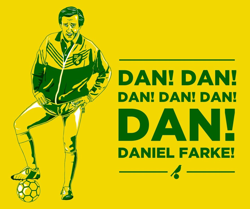 An Alan Partridge flag design