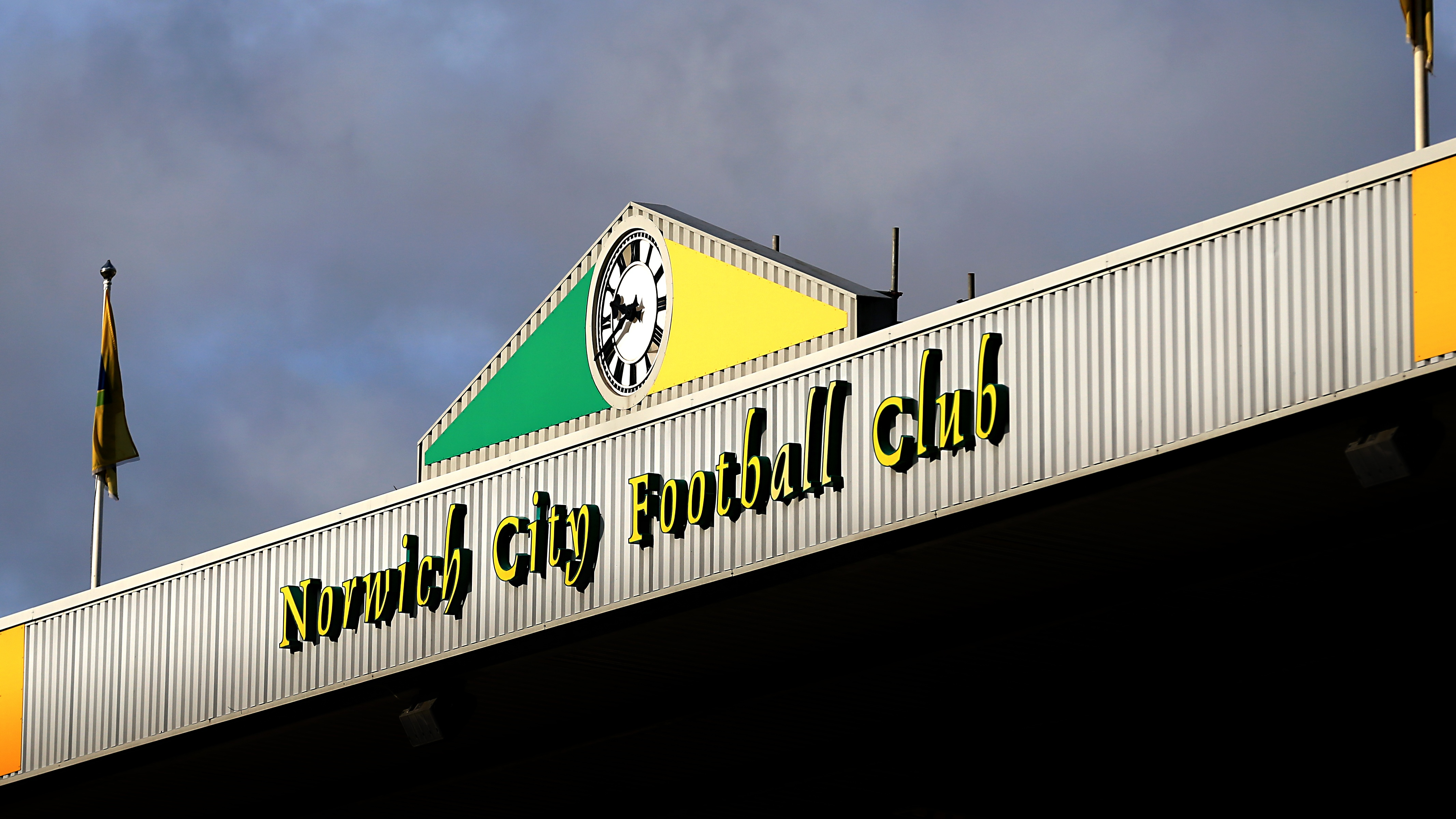 Norwich City's Carrow Road stadium