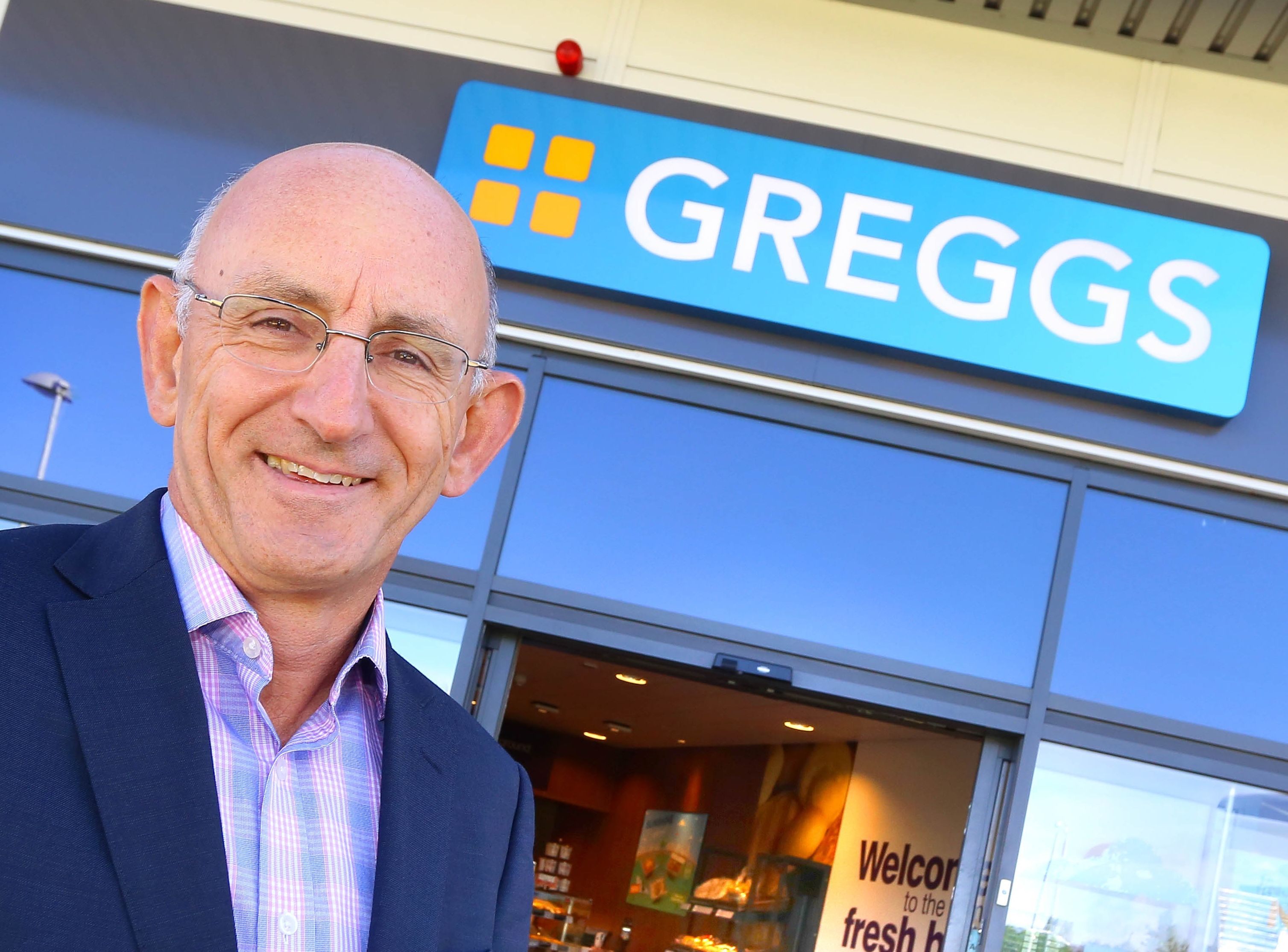 Coming to a car near you: Greggs announces new UK drive ...