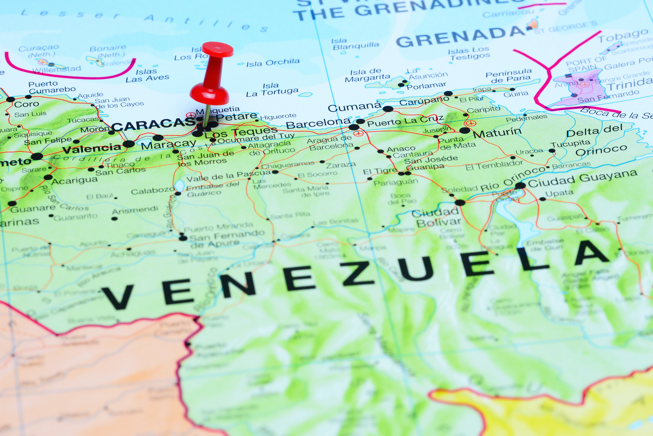 Caracas is the capital of Venezuela (Thinkstock/PA)