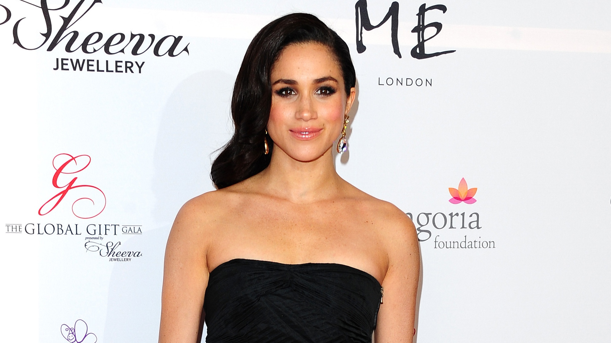 US actress Meghan Markle