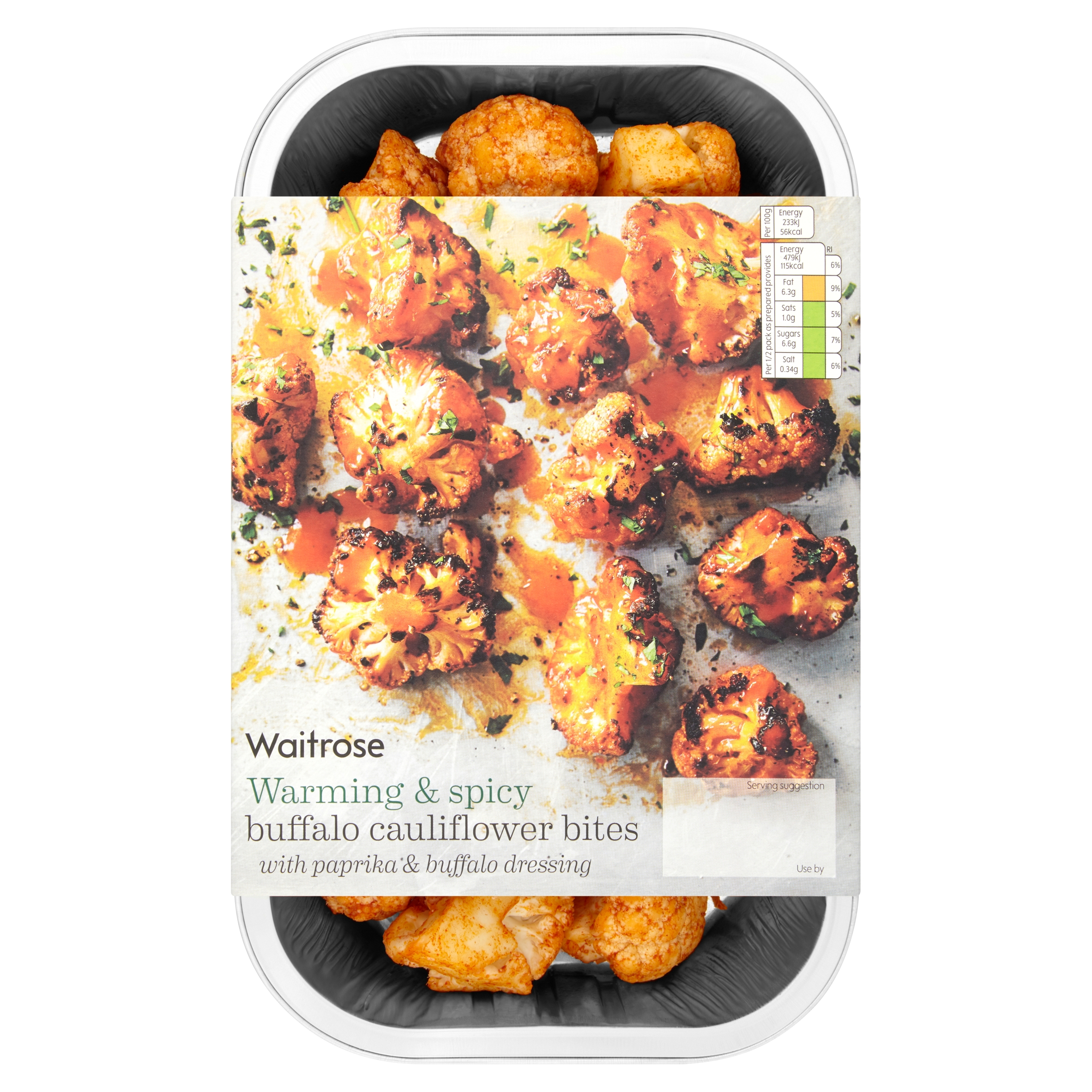 Cauliflower Bites for the BBQ, from Waitrose