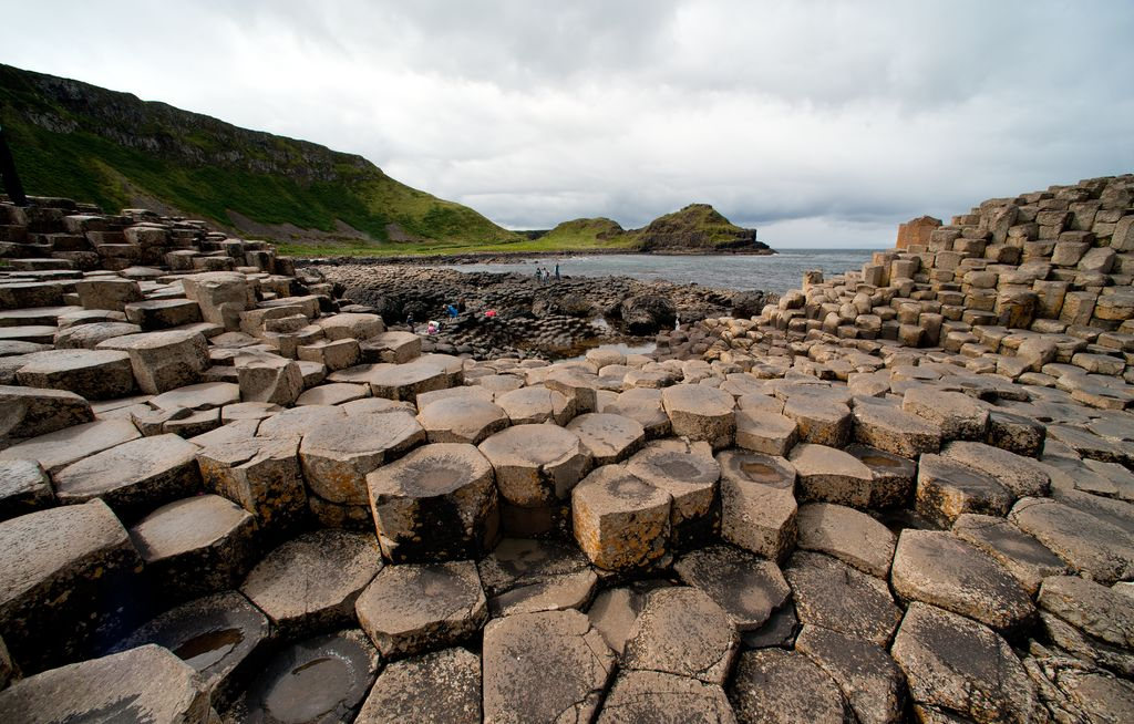 The Giant's Causeway (Tourism Ireland/PA)
