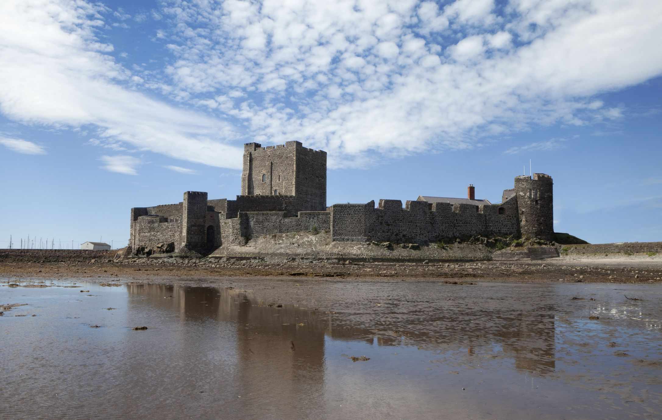 Carrickfergus Castle (Thinkstock/PA)