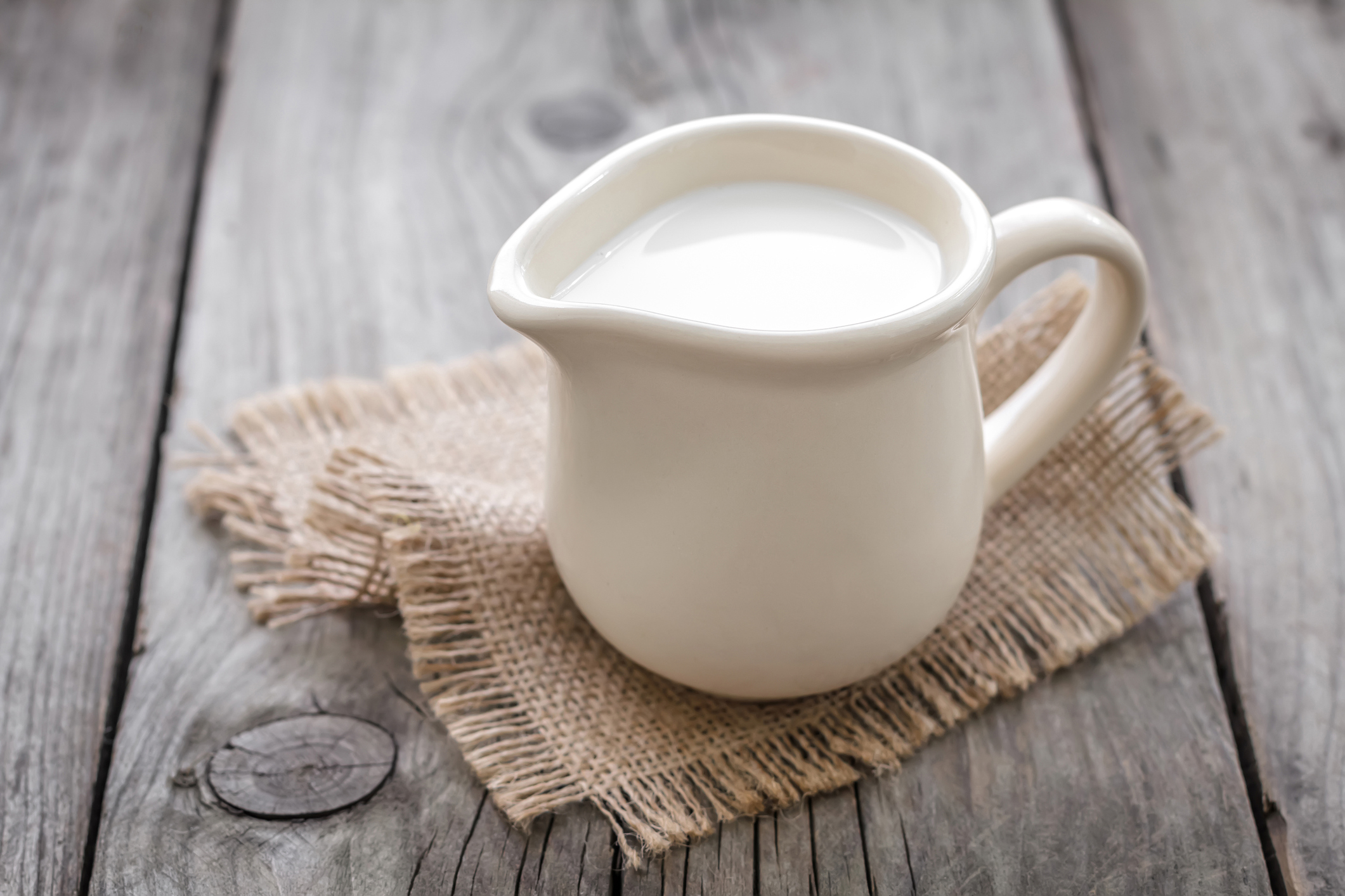 A jug of milk (YelenaYemchuk/Getty Images)