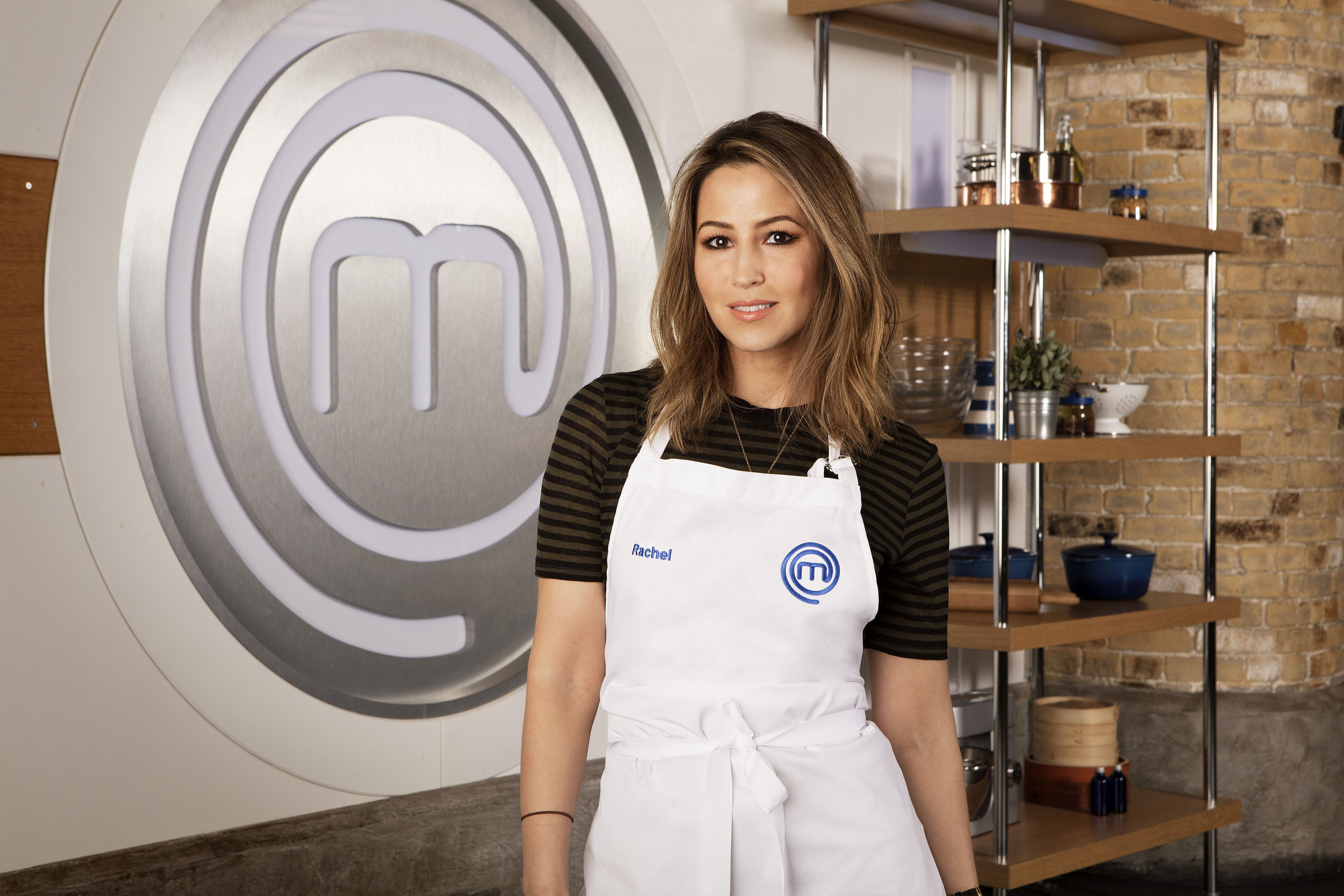 Pop star Rachel Stevens, comedian Vic Reeves and glamorous assistant Debbie McGee battle it out in the kitchen as the new season of Celebrity MasterChef kicks off
