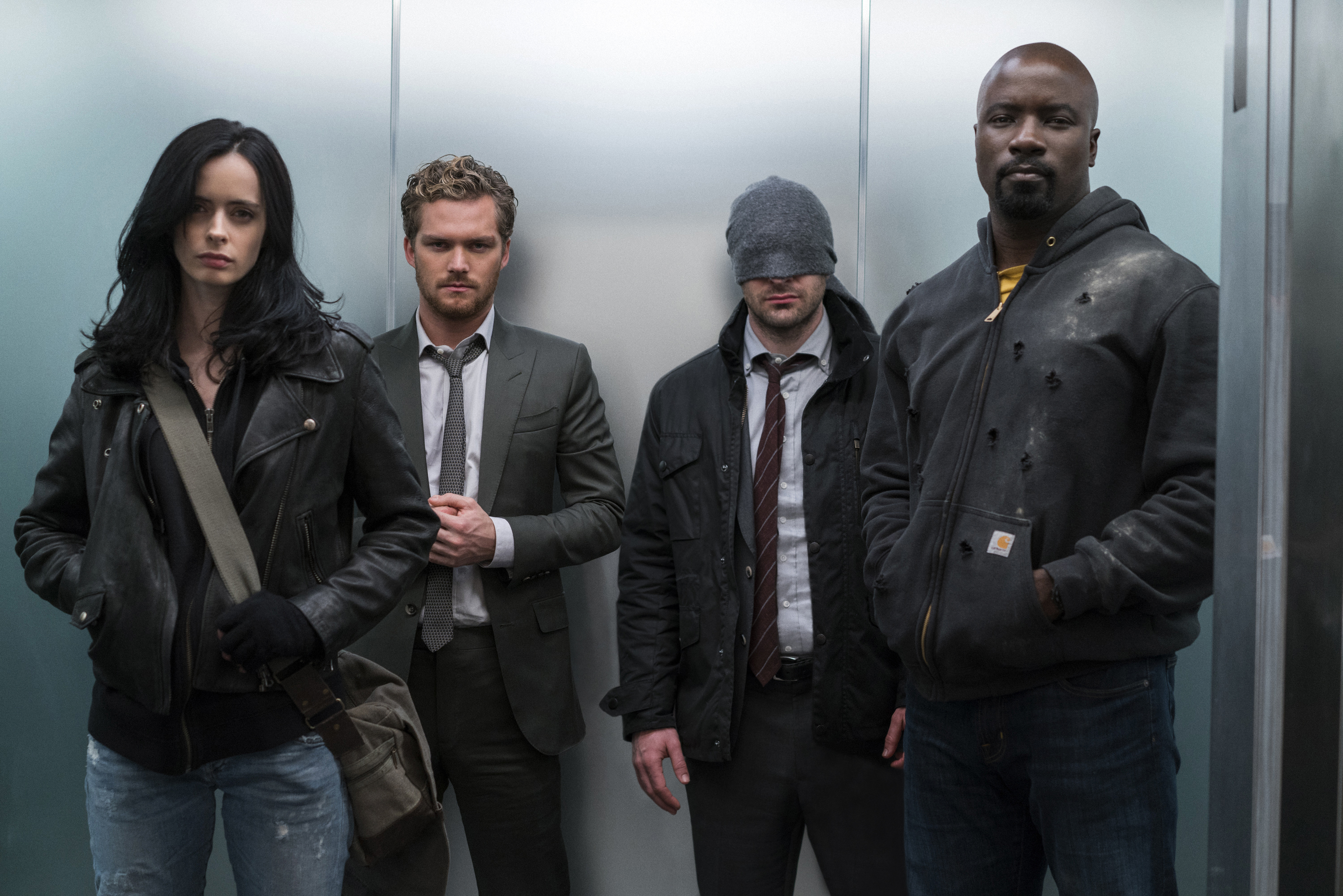 'Marvel's The Defenders' Is Now Certified Fresh On Rotten Tomatoes