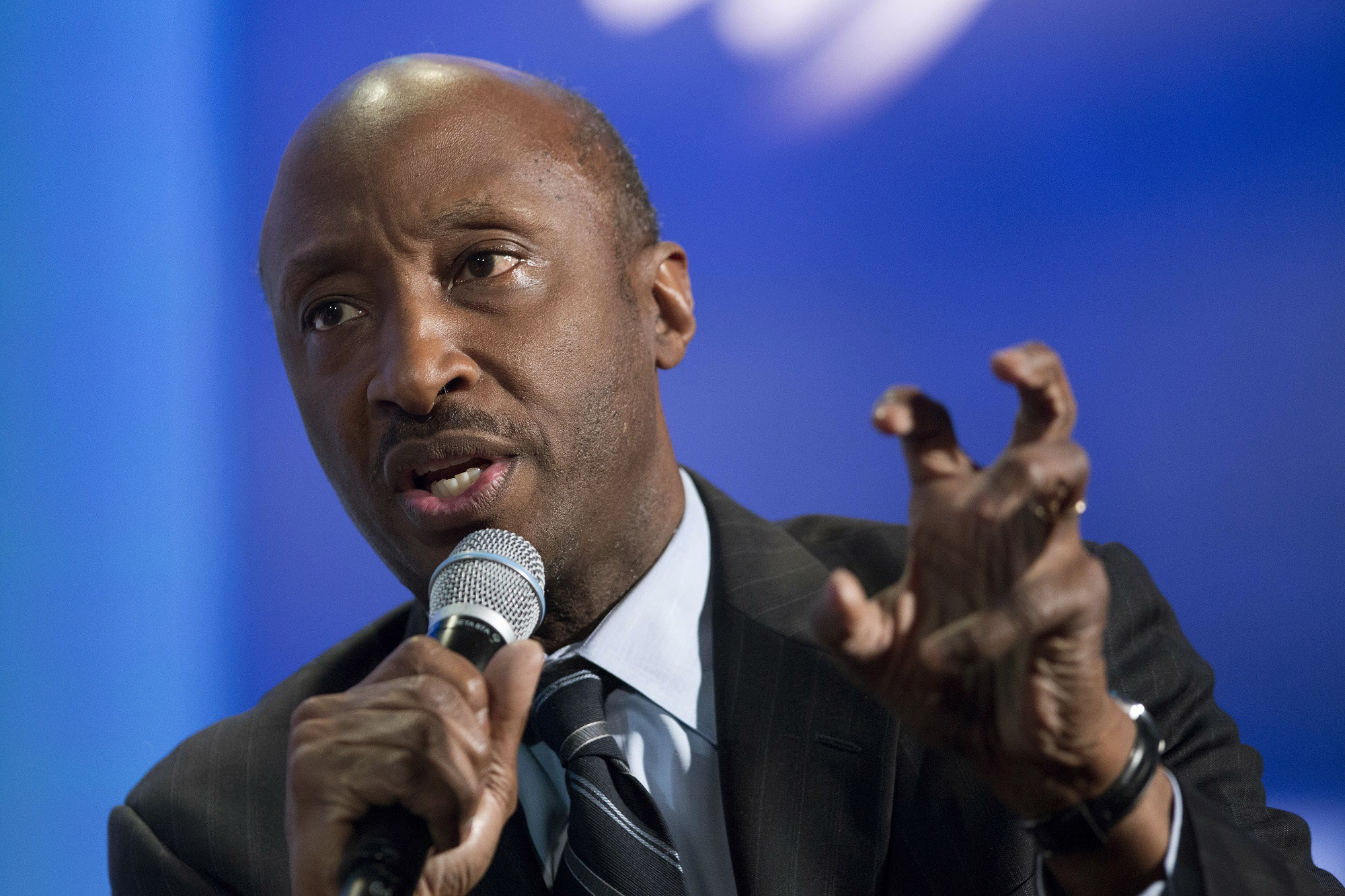 Kennth Frazier, CEO of Merck( Mark Lennihan/AP)