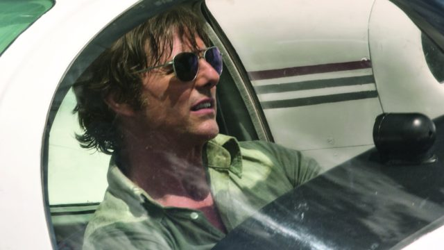 Tom Cruise in American Made (© Universal Pictures)