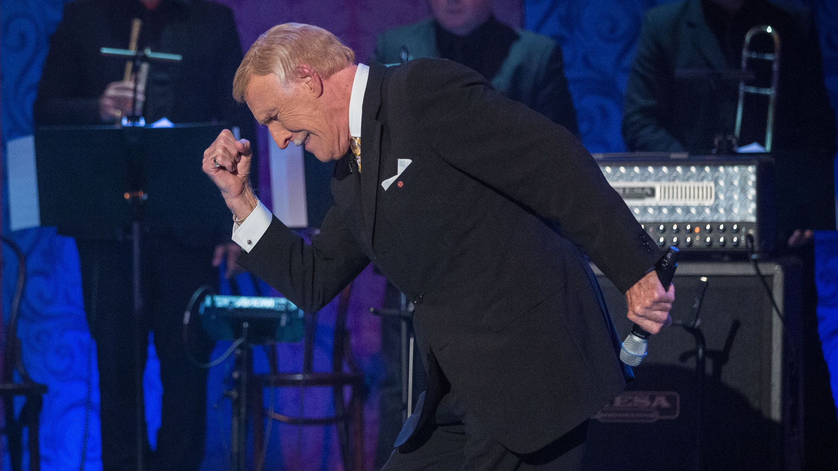 Sir Bruce Forsyth (BBC/Guy Levy)