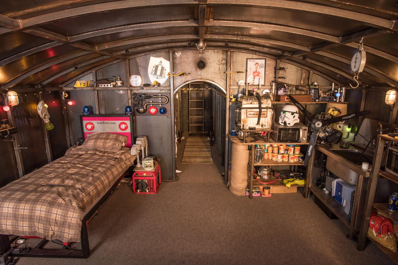 The #NotAShed winner on Amazing Spaces Shed Of The Year