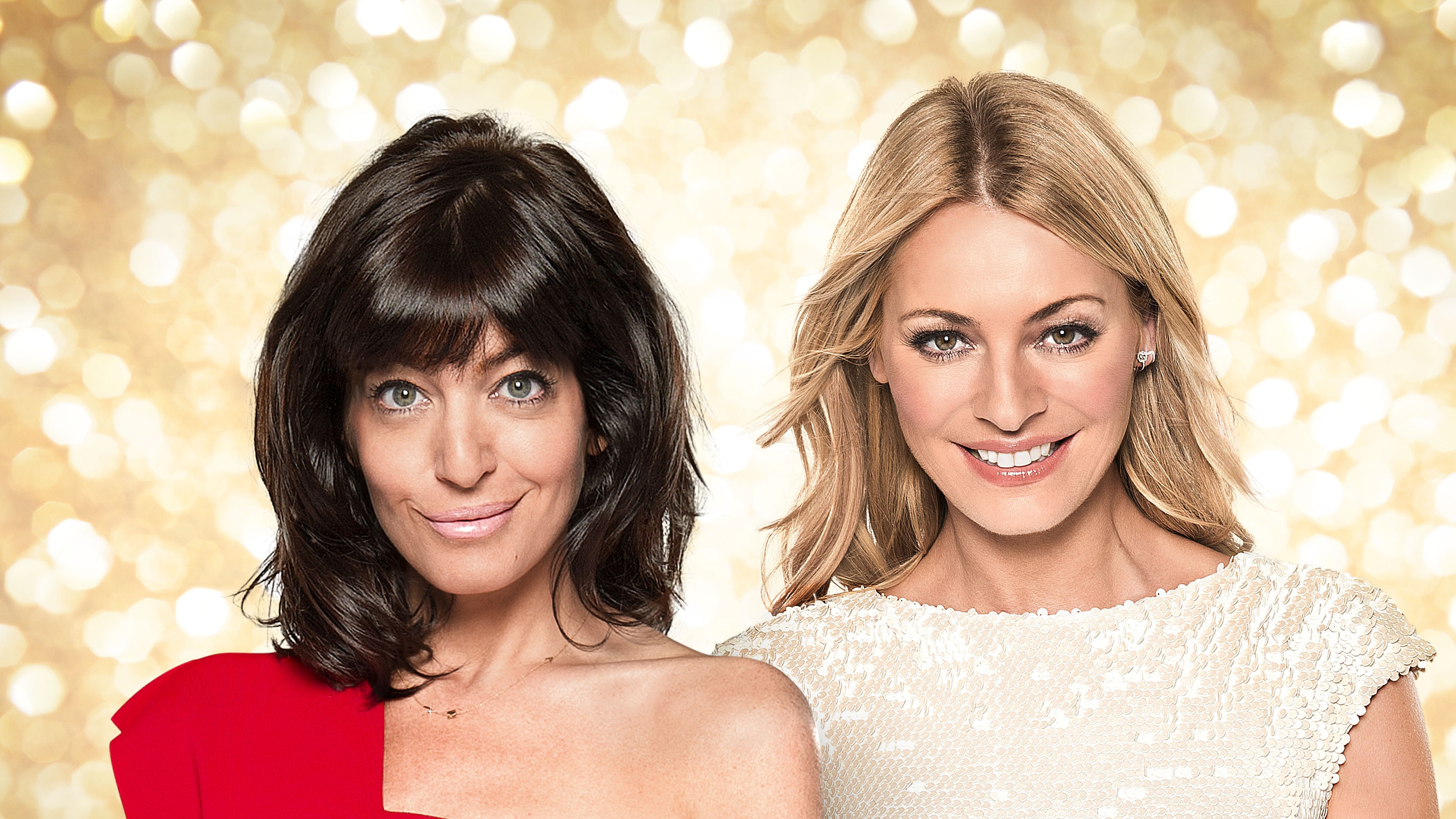 Strictly Come Dancing hosts Claudia Winkleman and Tess Daly (Ray Burmiston/Press Association Images)