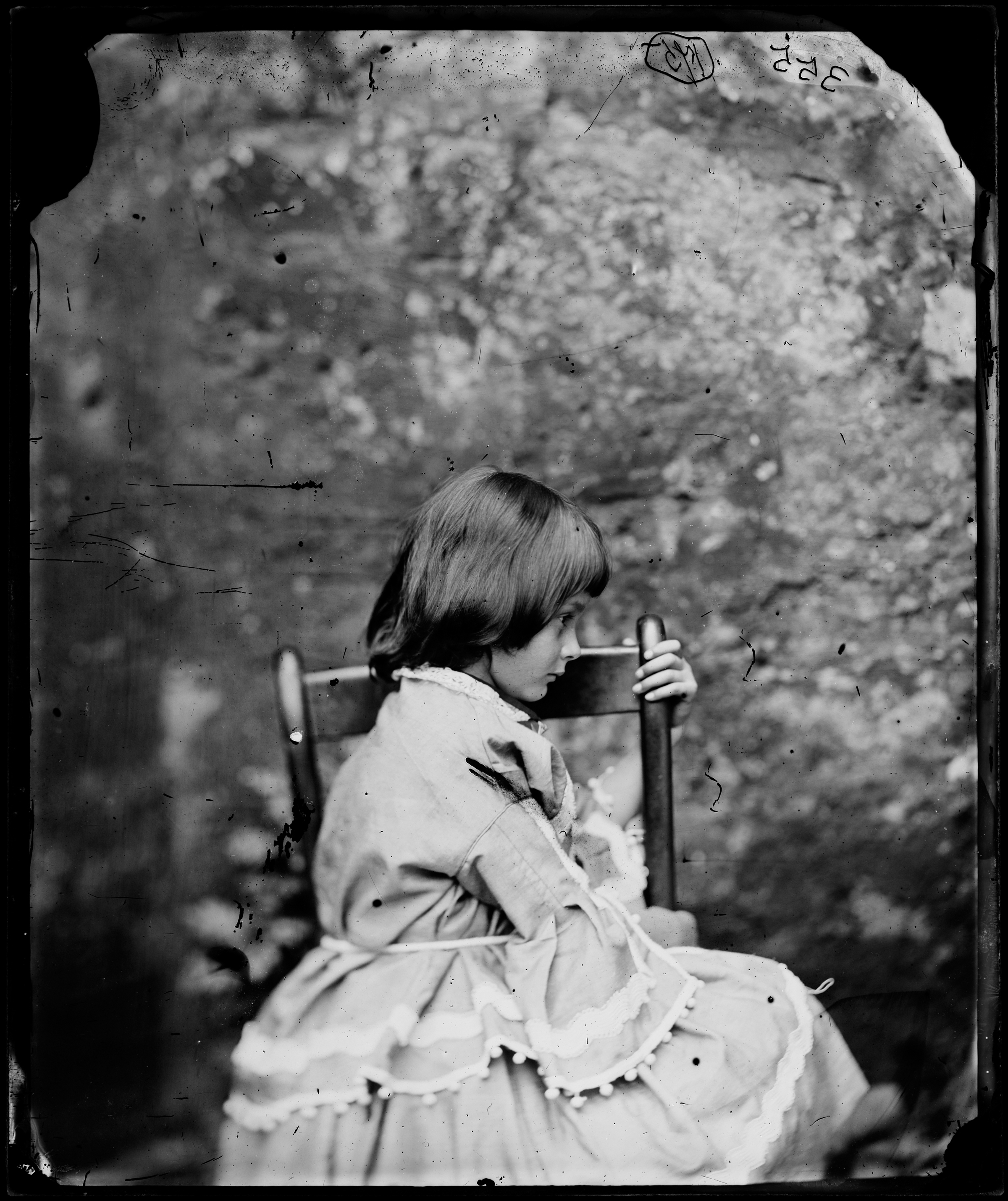 Alice Liddell by Lewis Carroll (National Portrait Gallery)