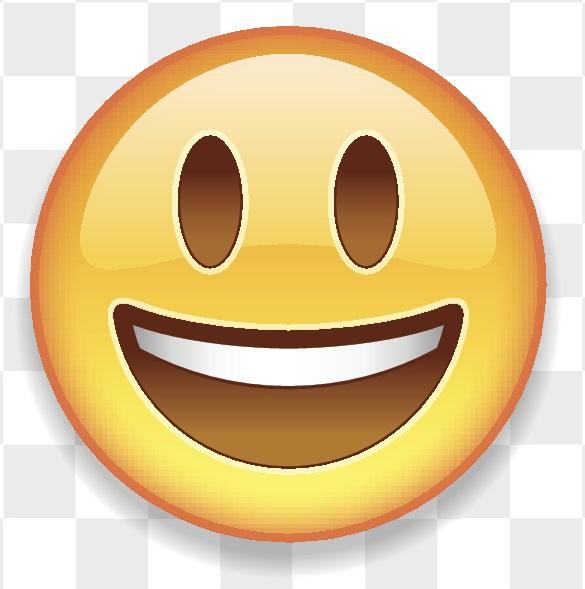 Ta-Da! The Real Meaning Behind Those Vague Emoji ... |Grades Faces Emoji Answer