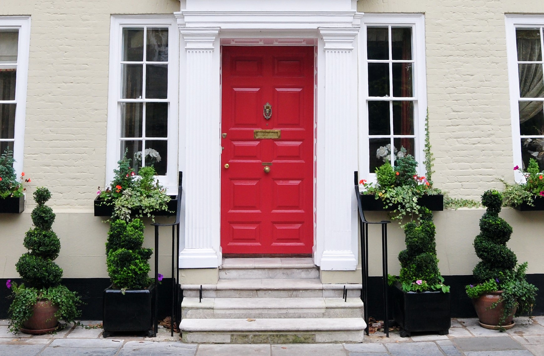 Make a front door statement (Thinkstock/PA)