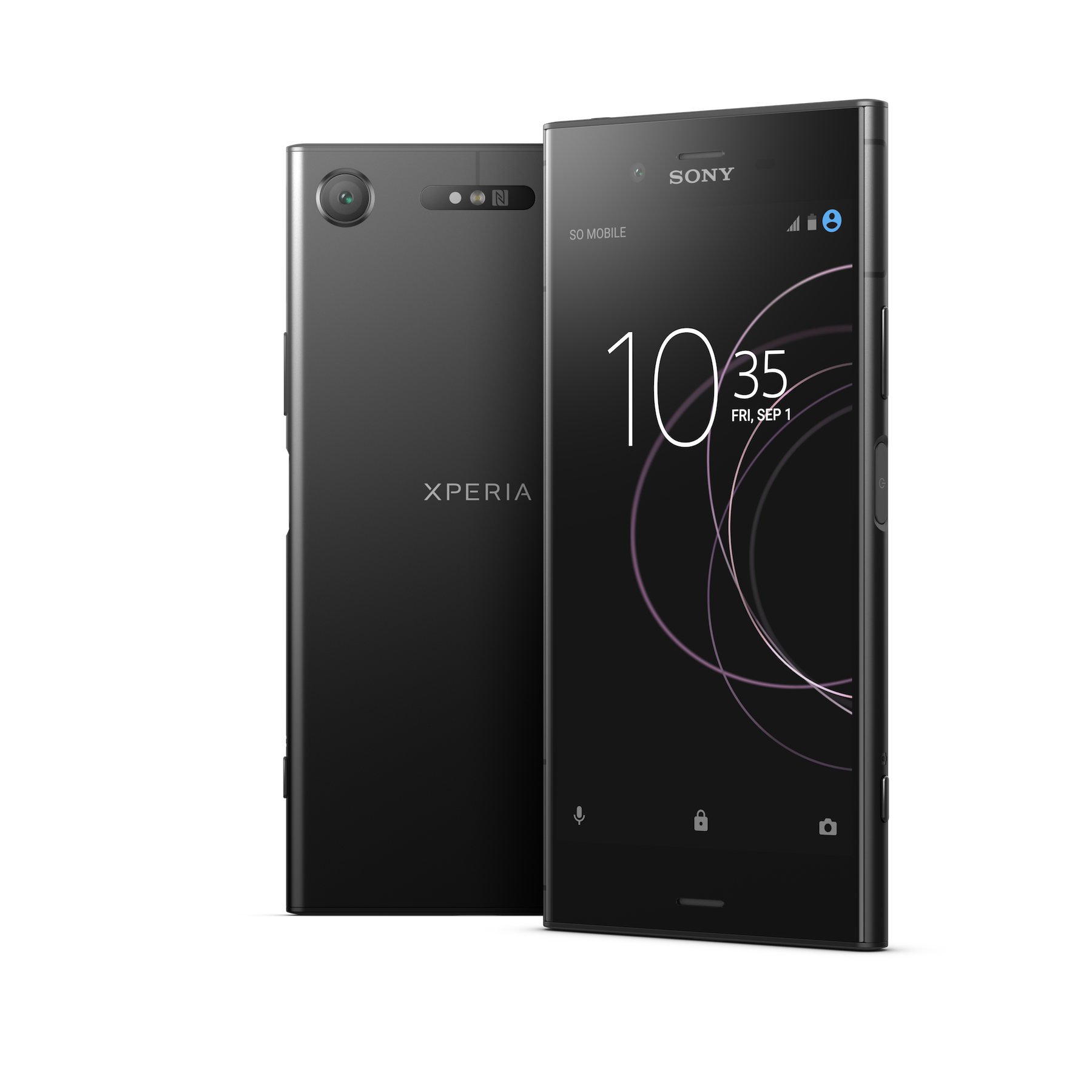 The new Sony Xperia XZ1