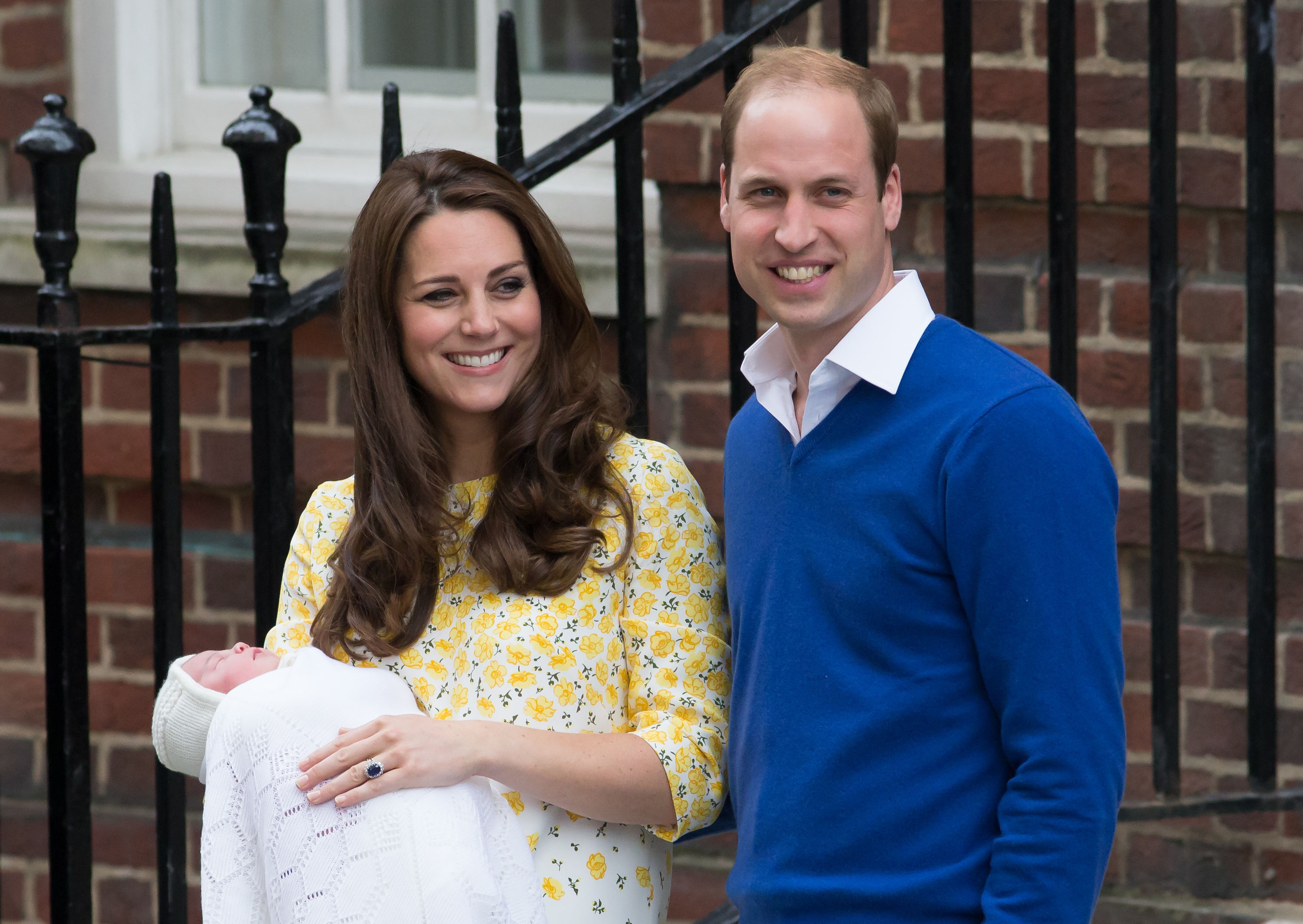 The Duchess of Cambridge is pregnant with her third child: Kensington Palace