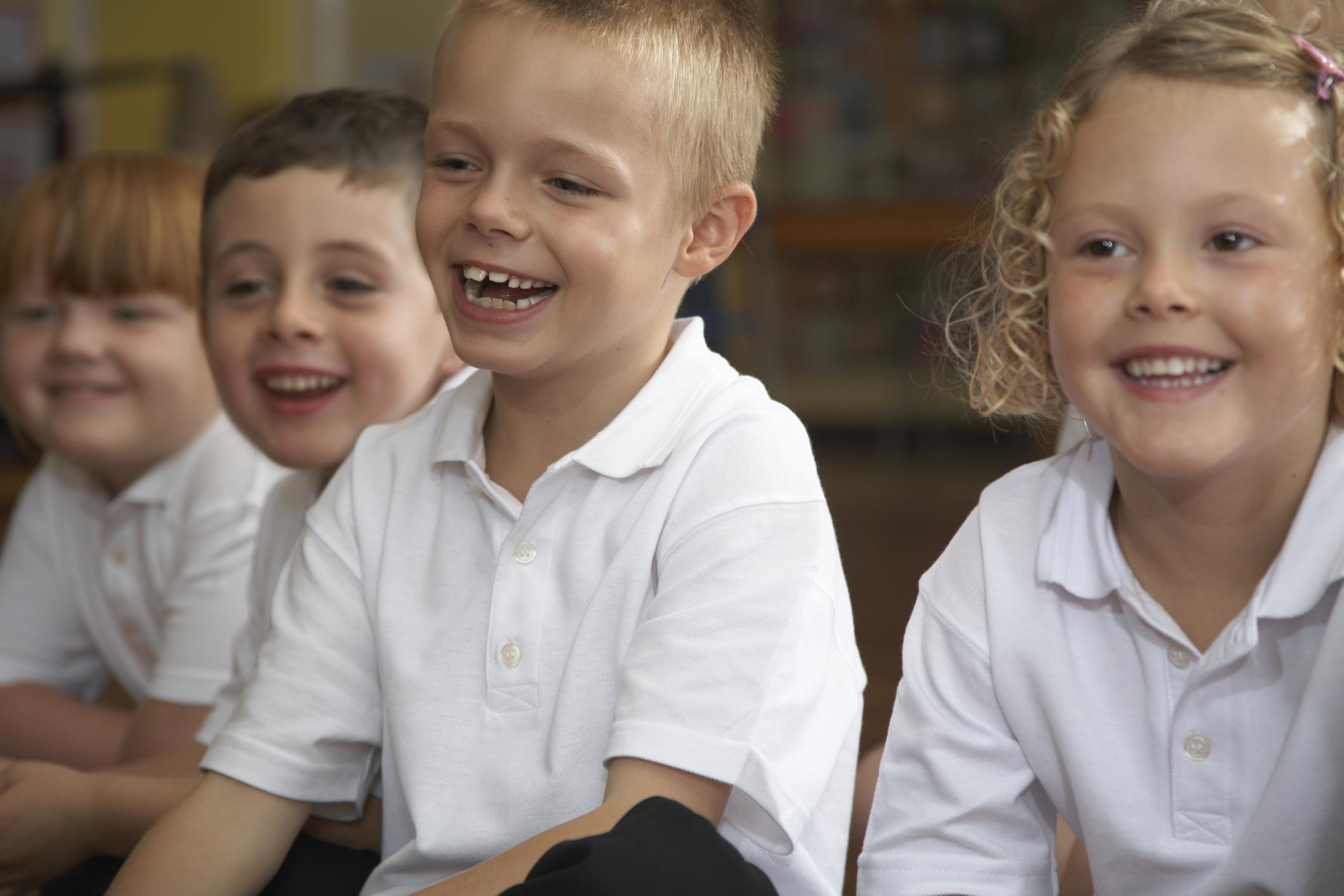 A group of schoolchildren (Thinkstock/PA)