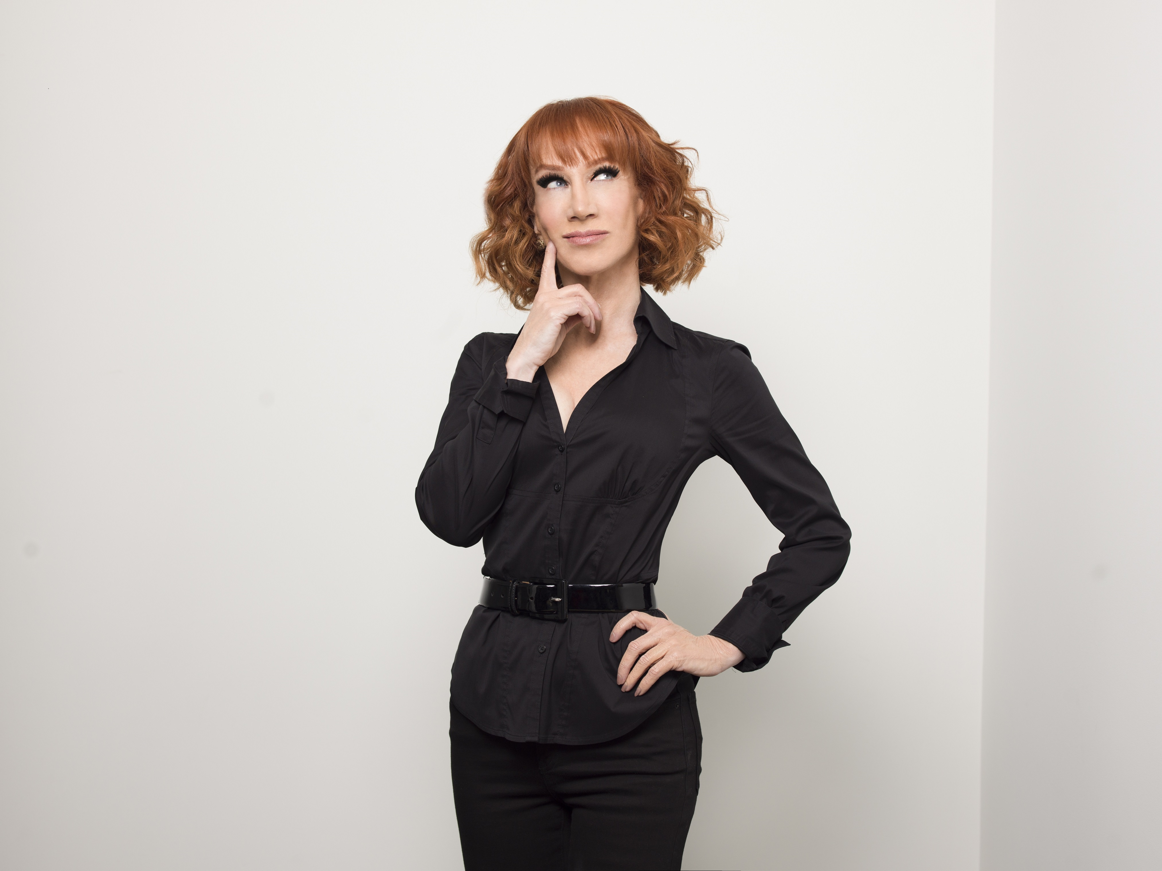 Who is kathy griffin dating now 3