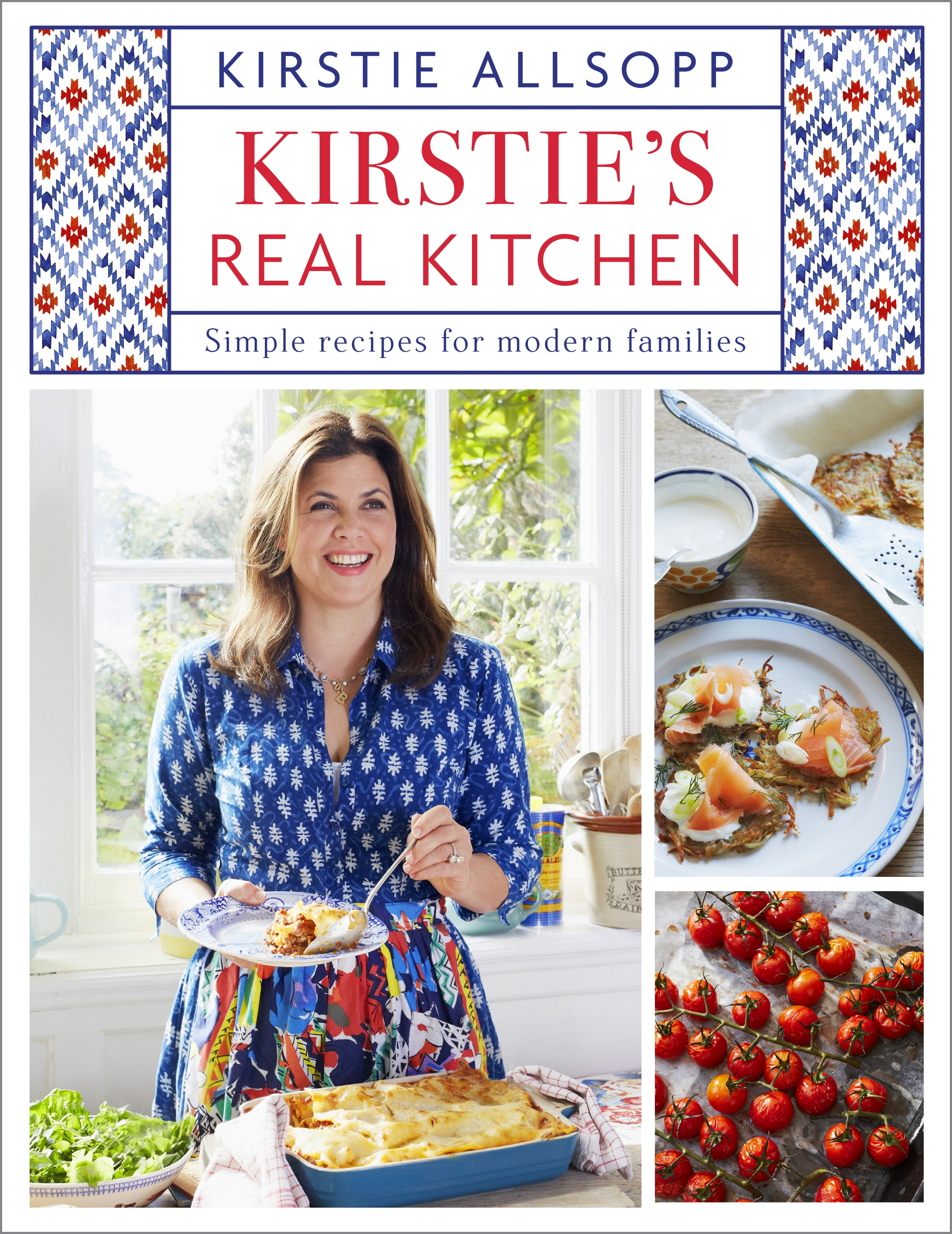 Cover image of Kirstie's Real Kitchen (Hodder & Stoughton/PA)