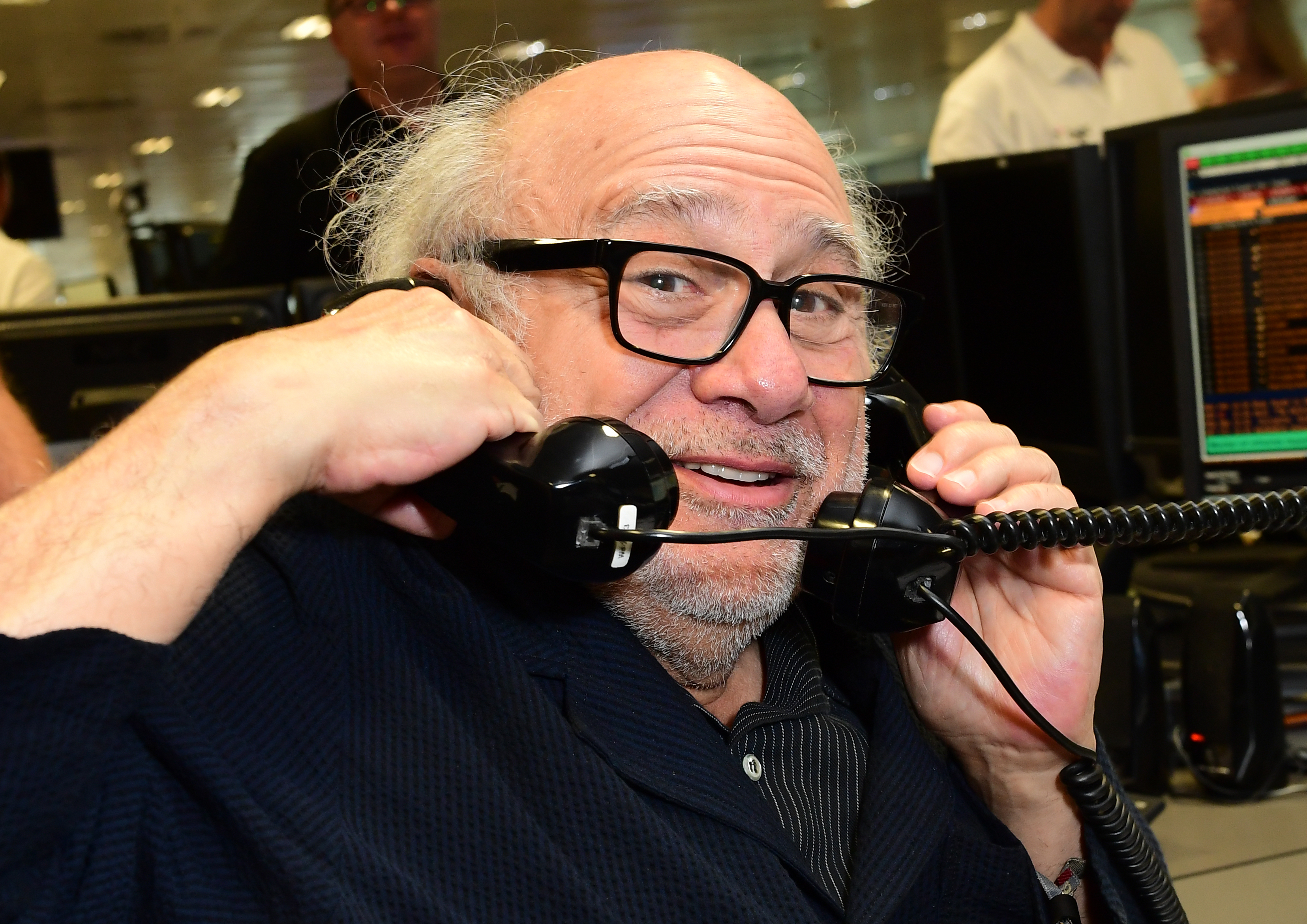 Danny DeVito during the 13th BGC Annual Charity Day (Ian West/PA)