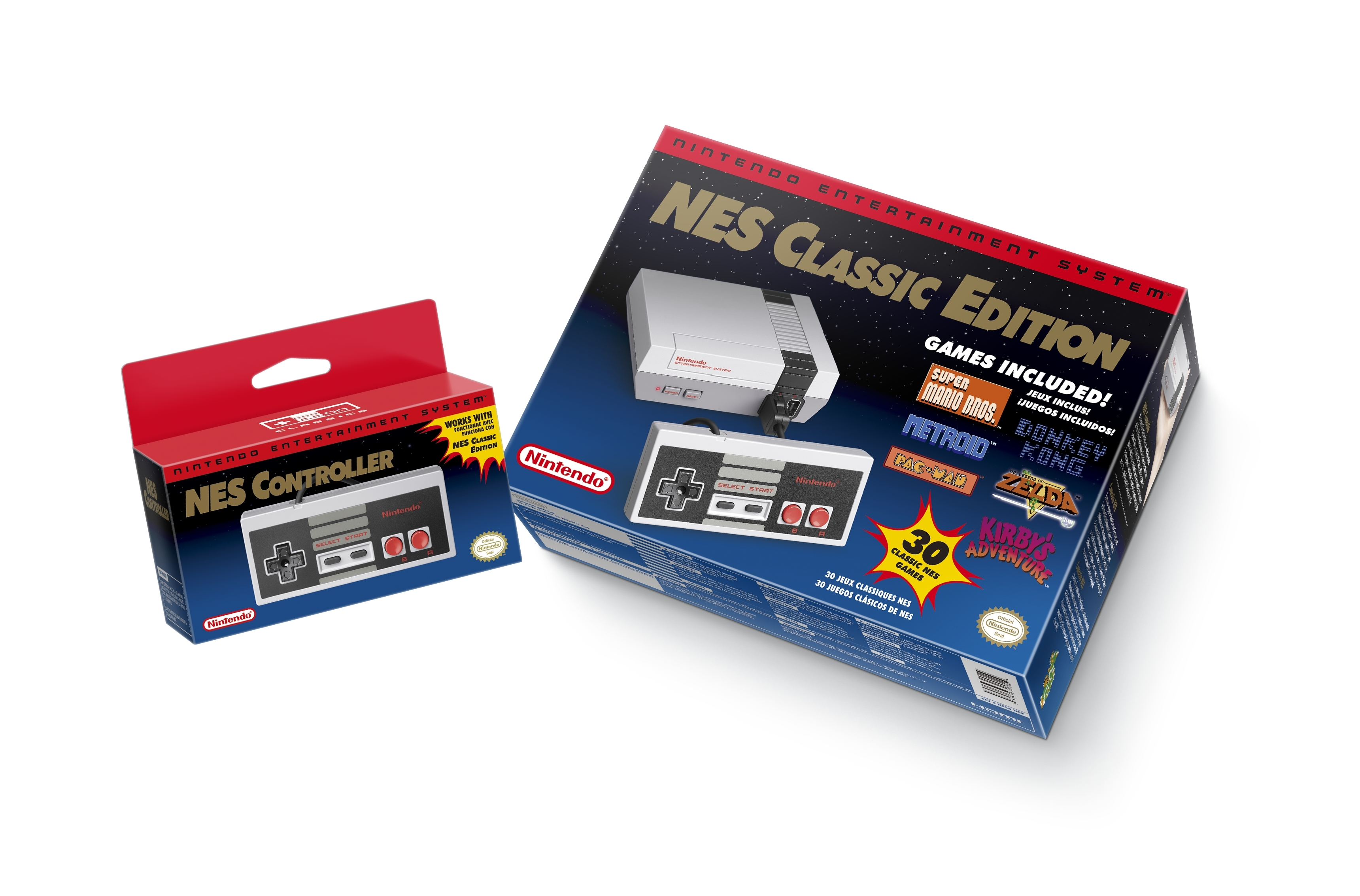 The Nes Classic Mini Will Go Back On Sale In 2018 Bt