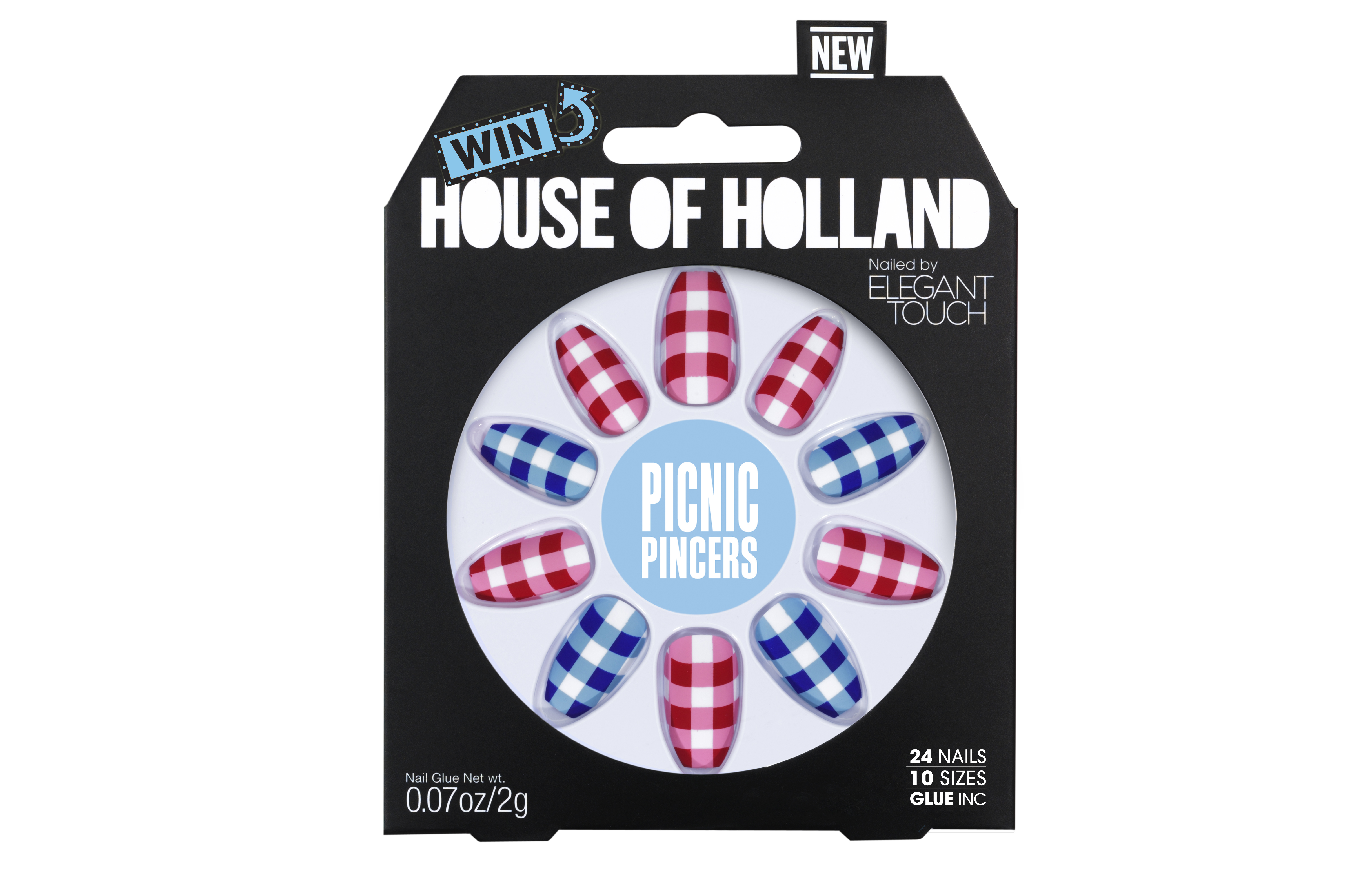 Elegant Touch House of Holland Picnic Pincers